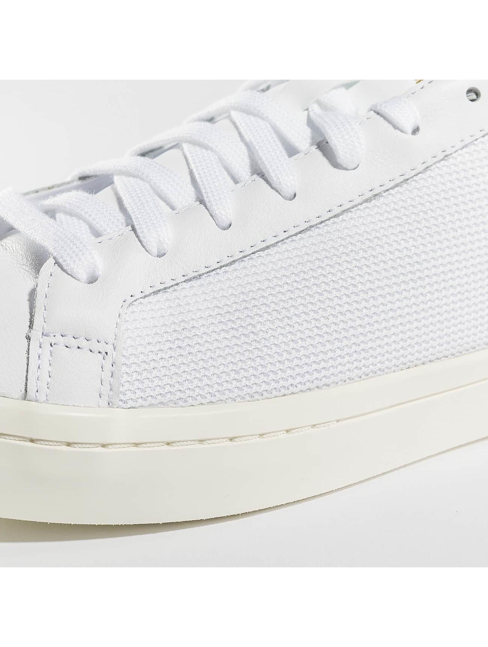 adidas originals Sneakers Courtvantage bialy