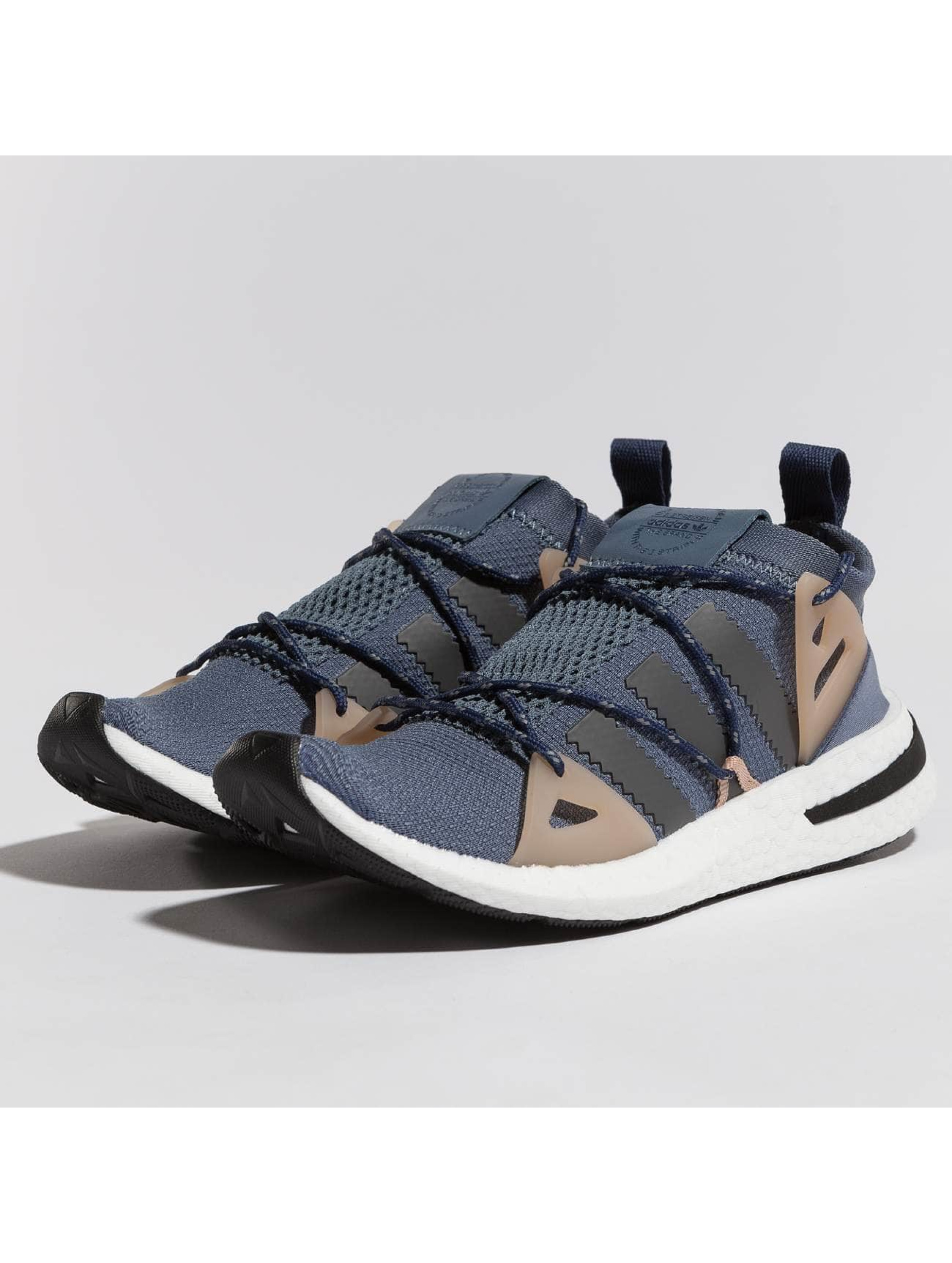 detailed look 6d617 7dbca ... adidas originals sko sneakers arkyn w i blå 397422
