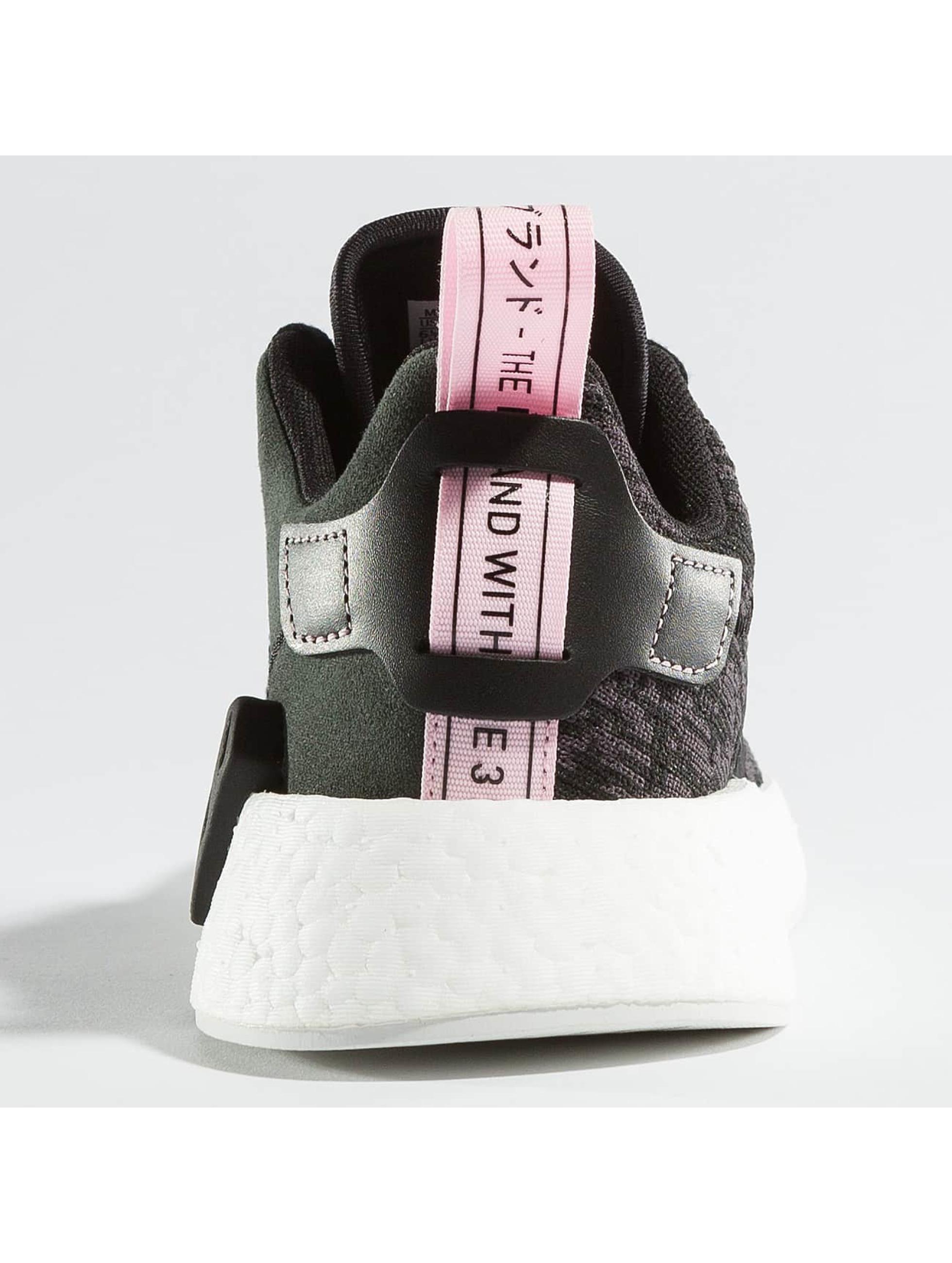 adidas originals Sneakers NMD_R2 W czarny