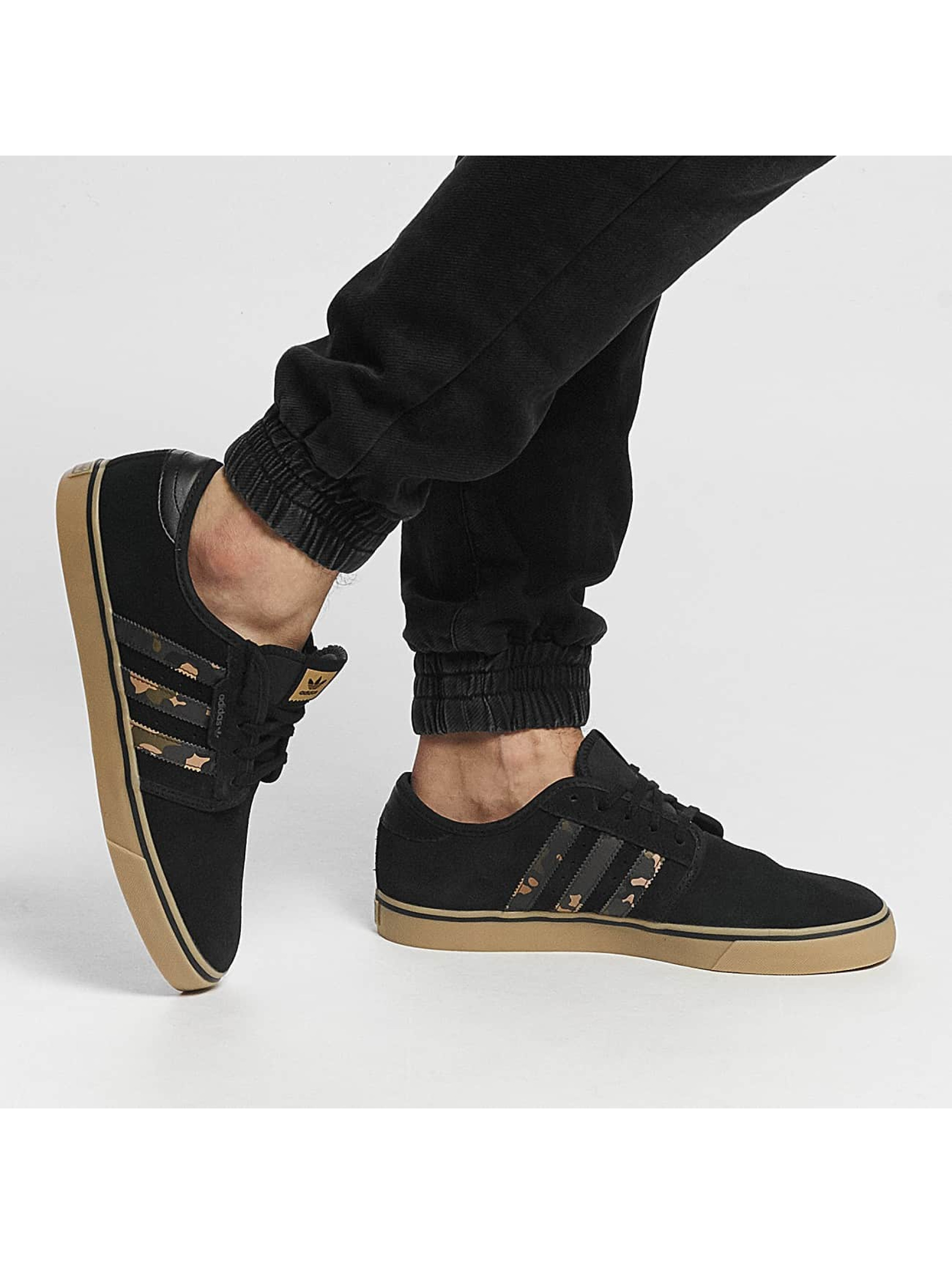adidas originals Sneakers Seeley czarny