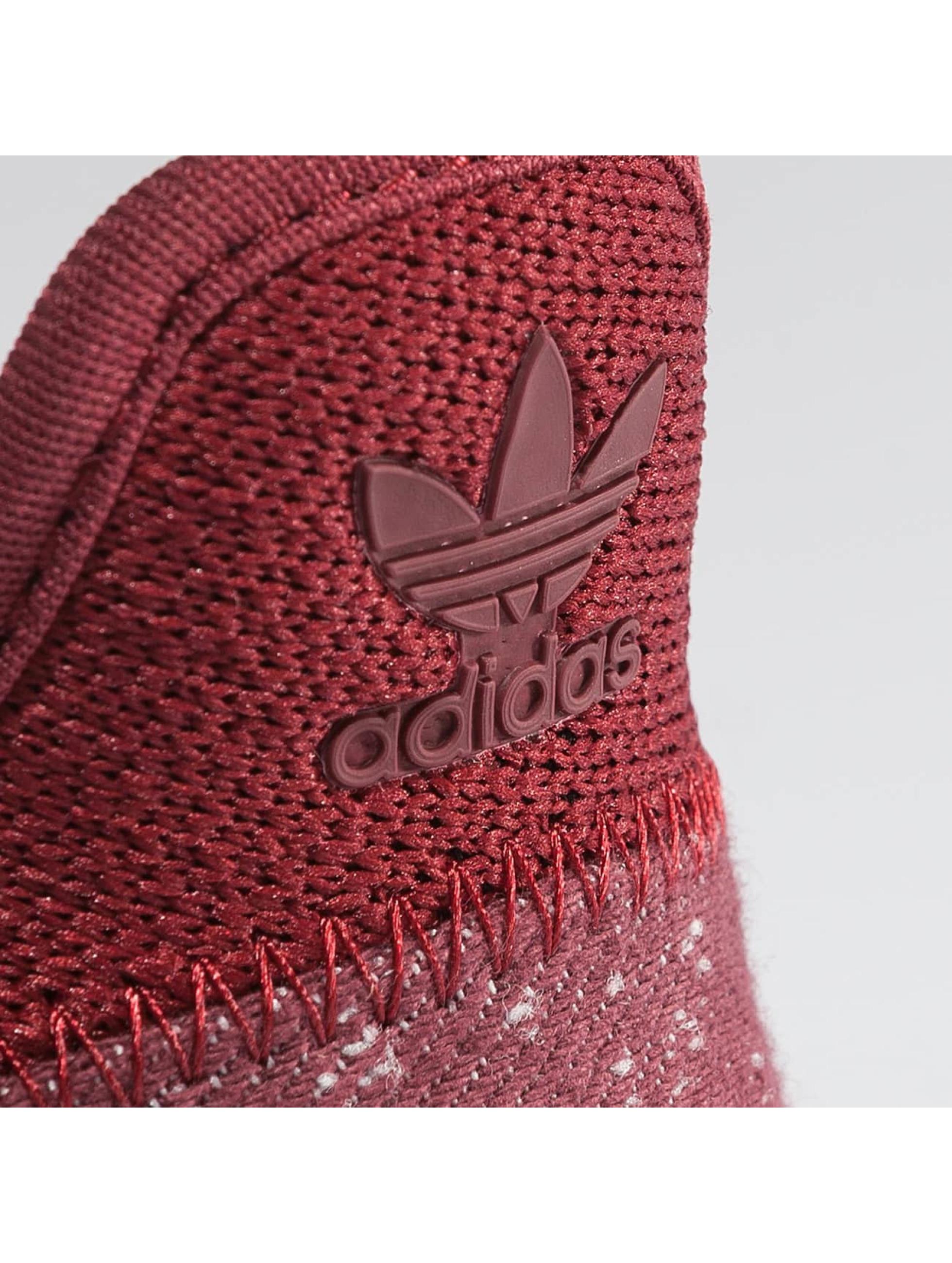 adidas originals Sneakers Tubular Shadow J czerwony