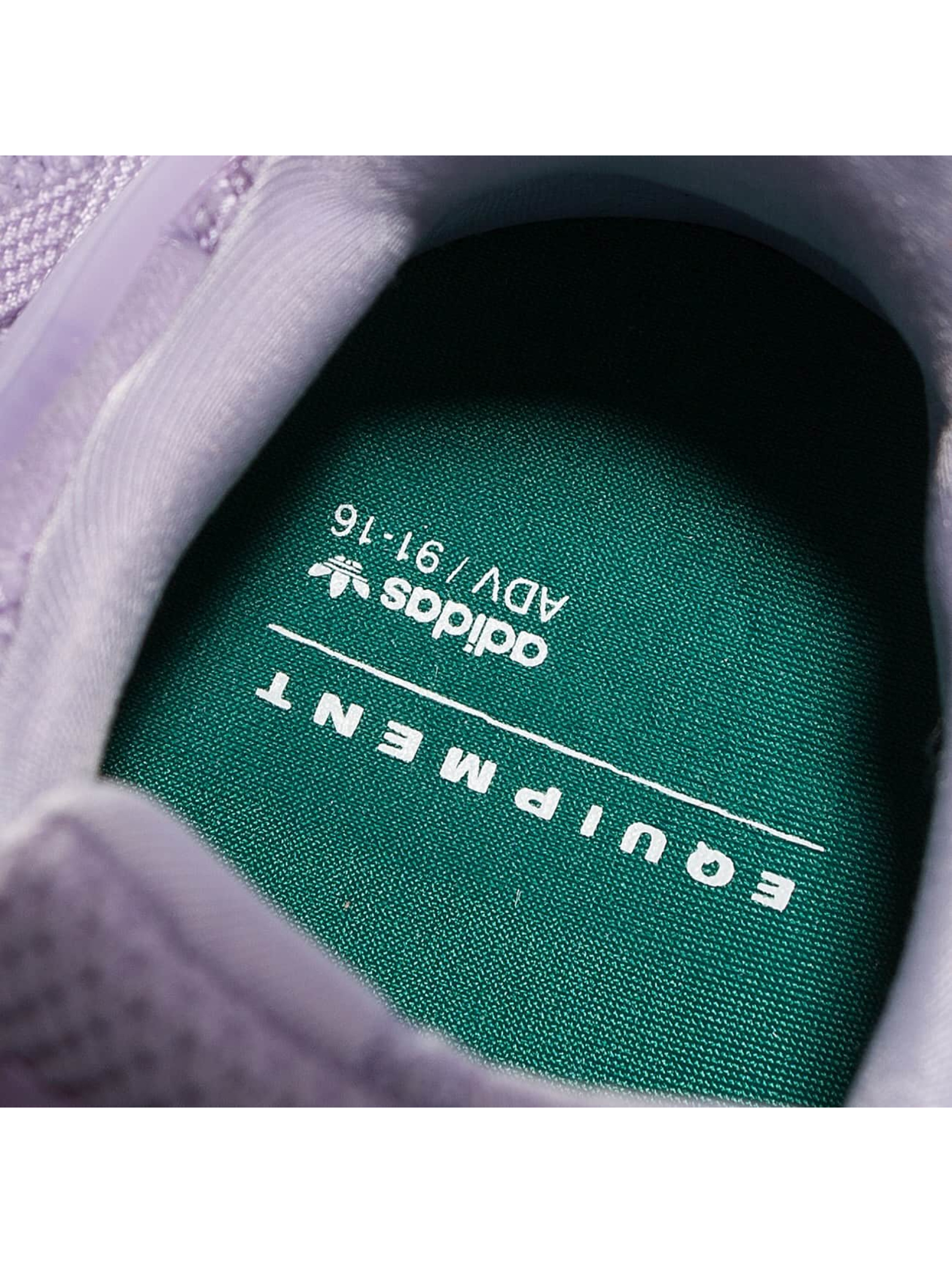 adidas originals Sneakers Equipment Support ADV fialová