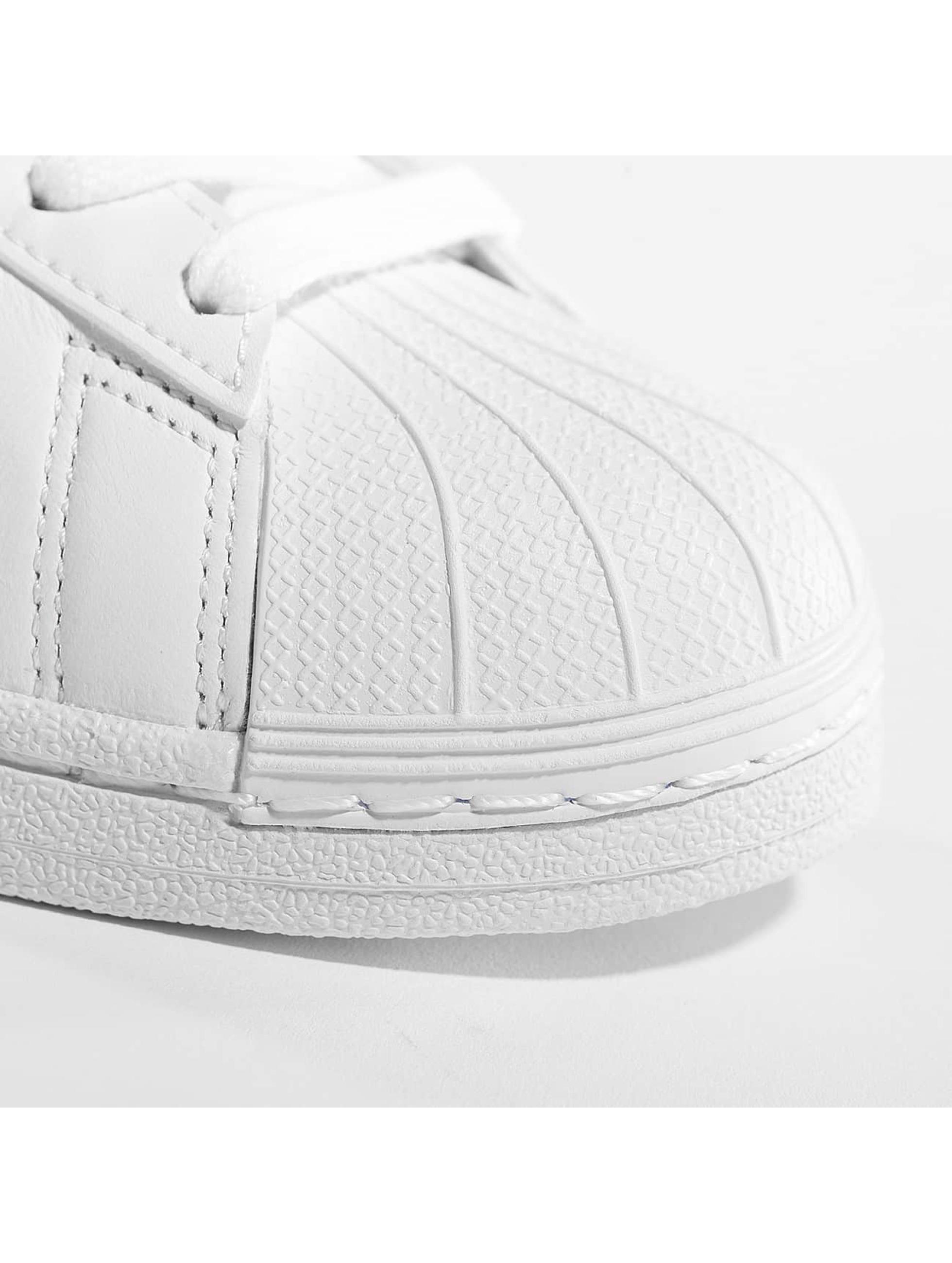adidas originals Sneakers Superstar W hvid