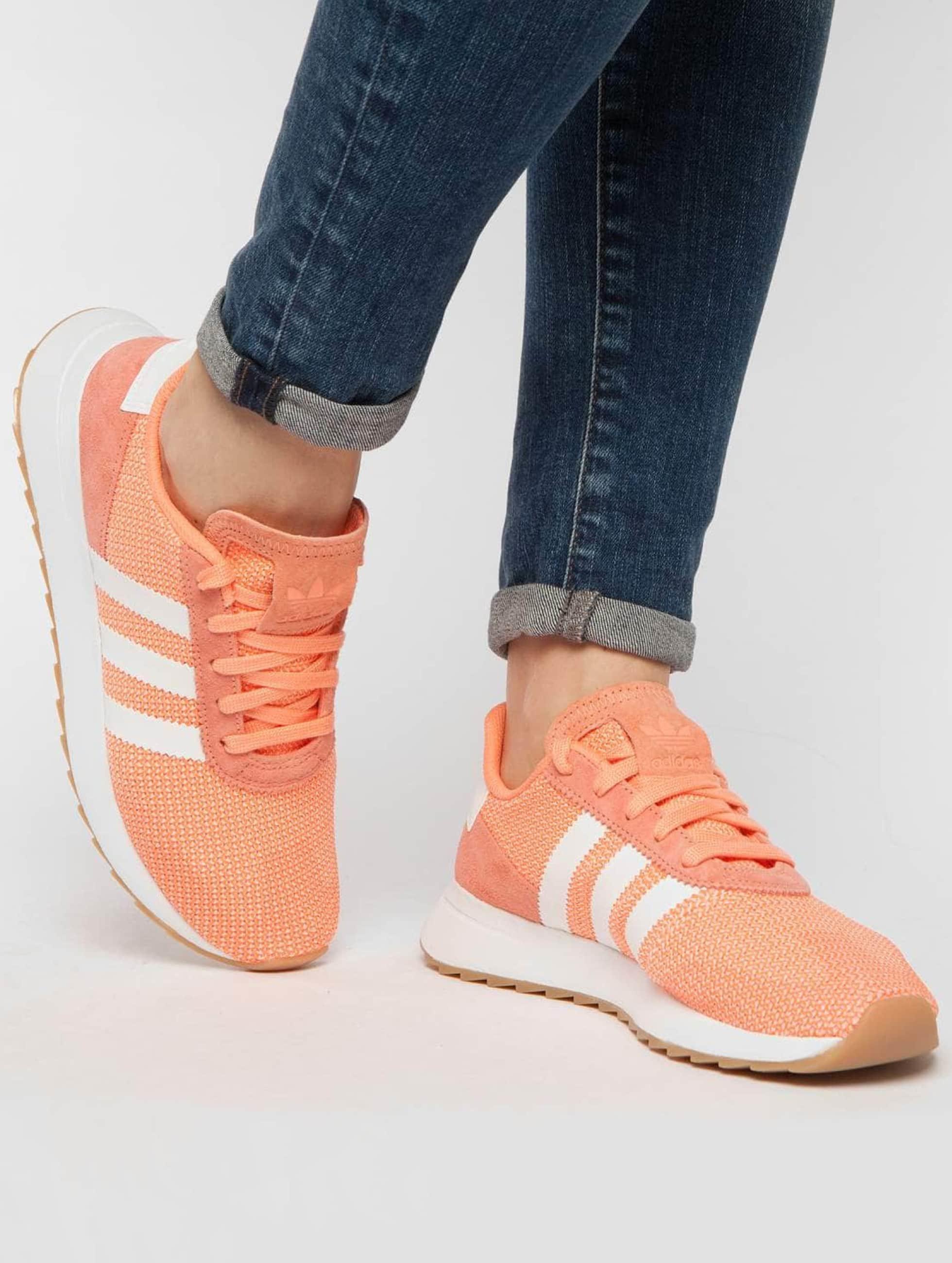 adidas originals Sneakers originals Flashback Runner pomaranczowy