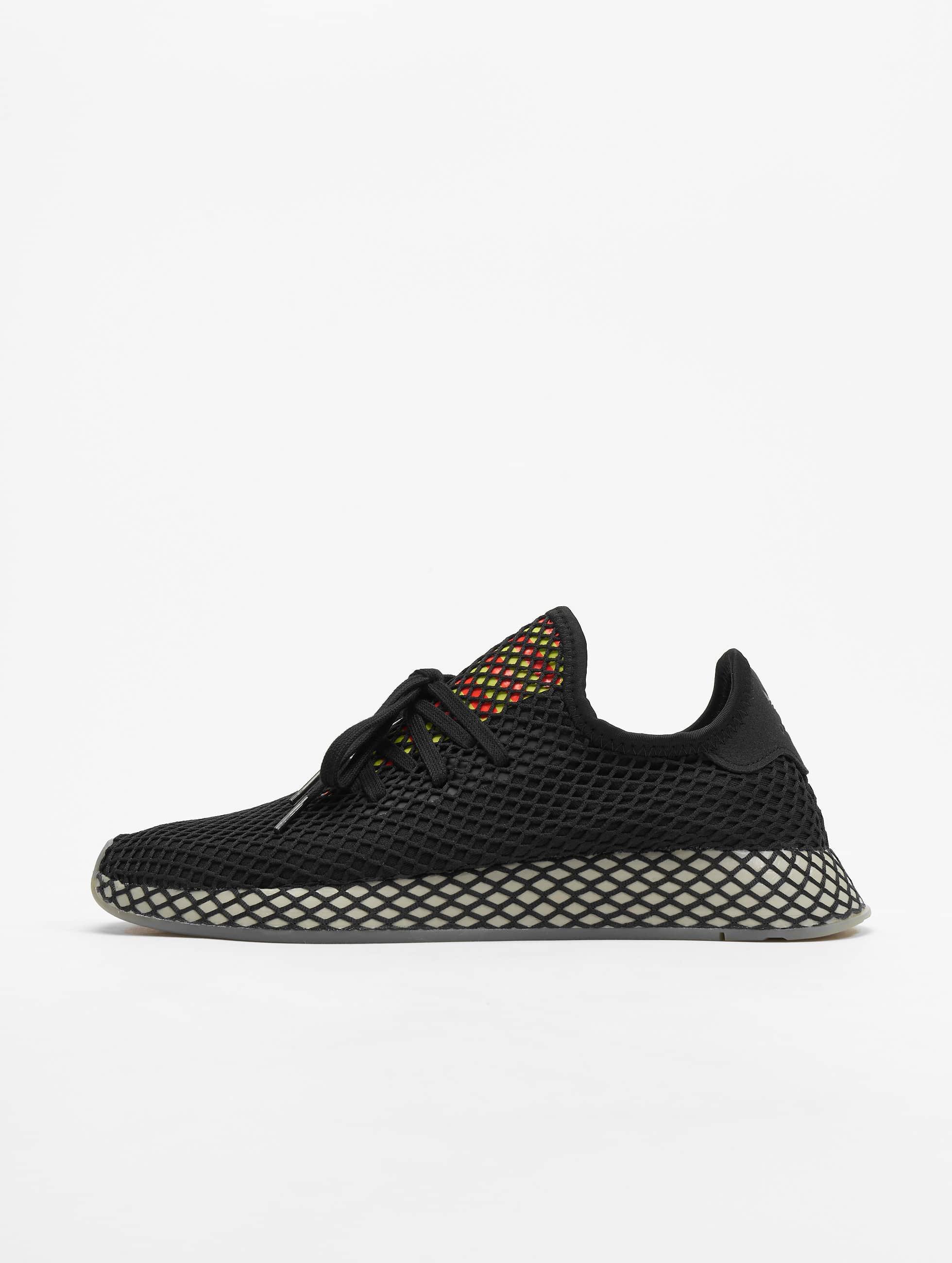 adidas Deerupt S Core Black Core Black Ftw White | Footshop