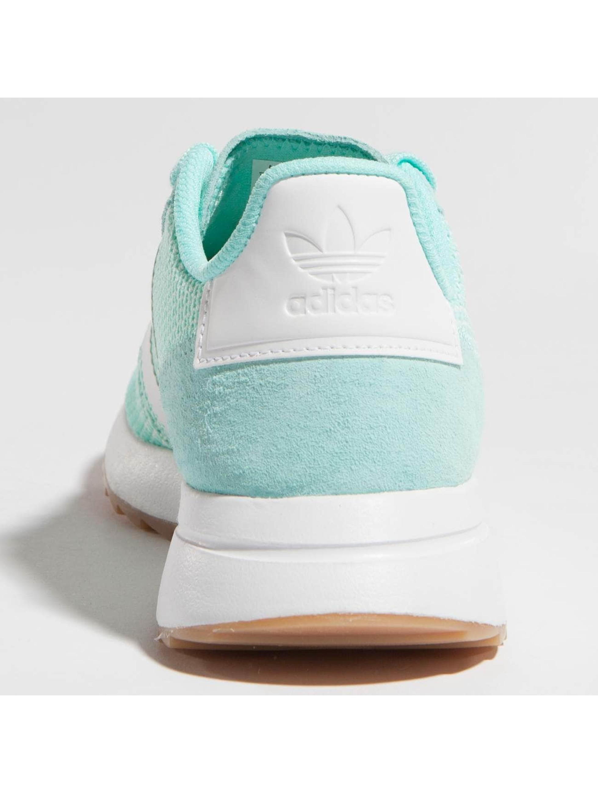adidas originals Sneakers Flashback Runner tyrkysová