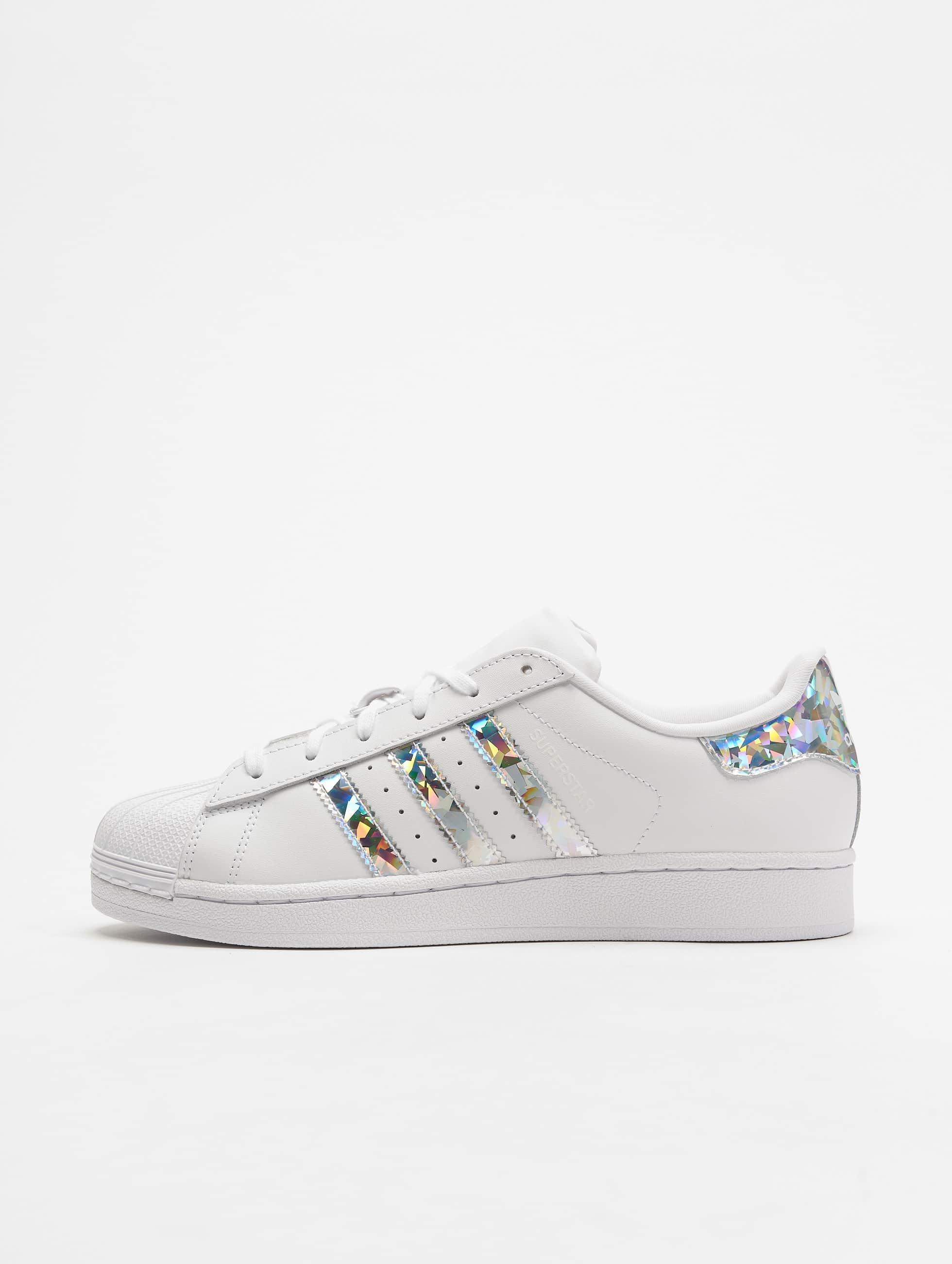 Adidas Originals Superstar J Sneakers Ftwr White
