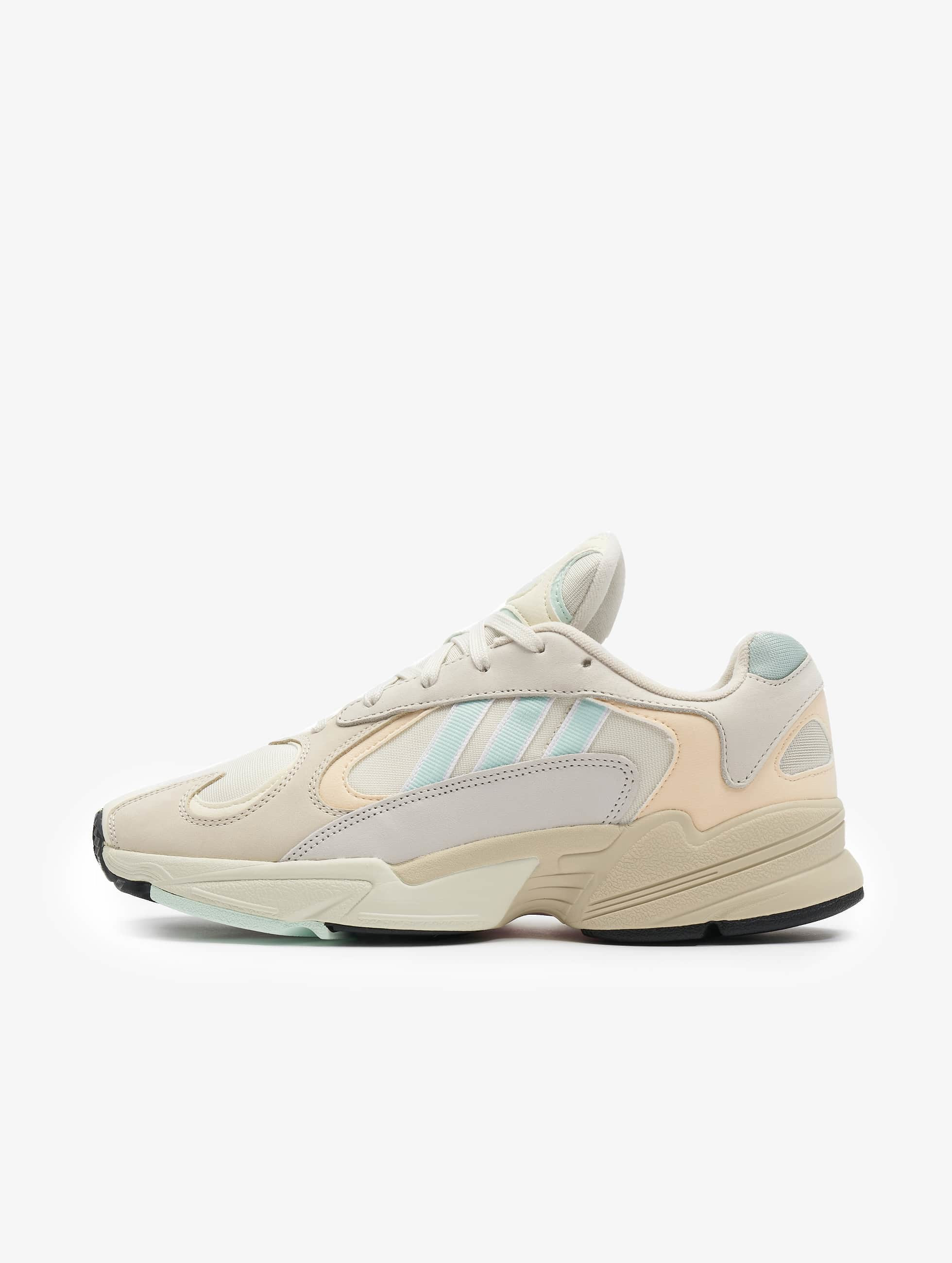 Adidas Originals Yung 1 Sneakers Off WhiteIce MintEcrtin