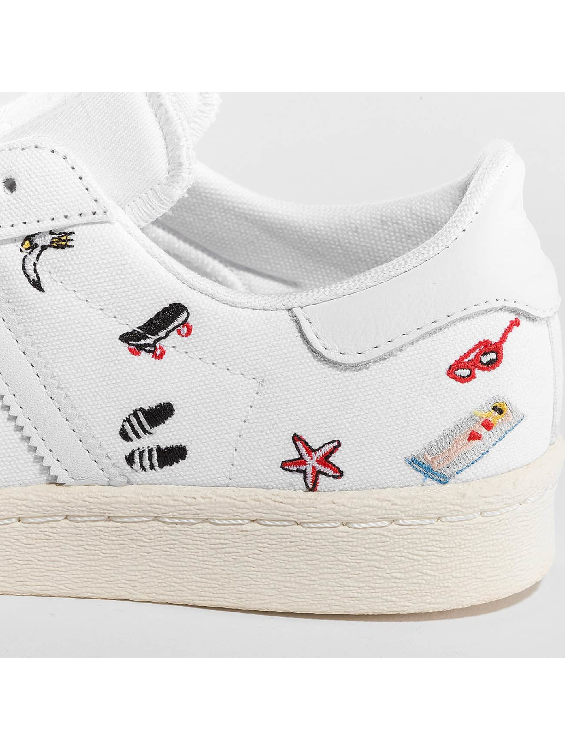 adidas originals Sneakers Superstar 80s W S white