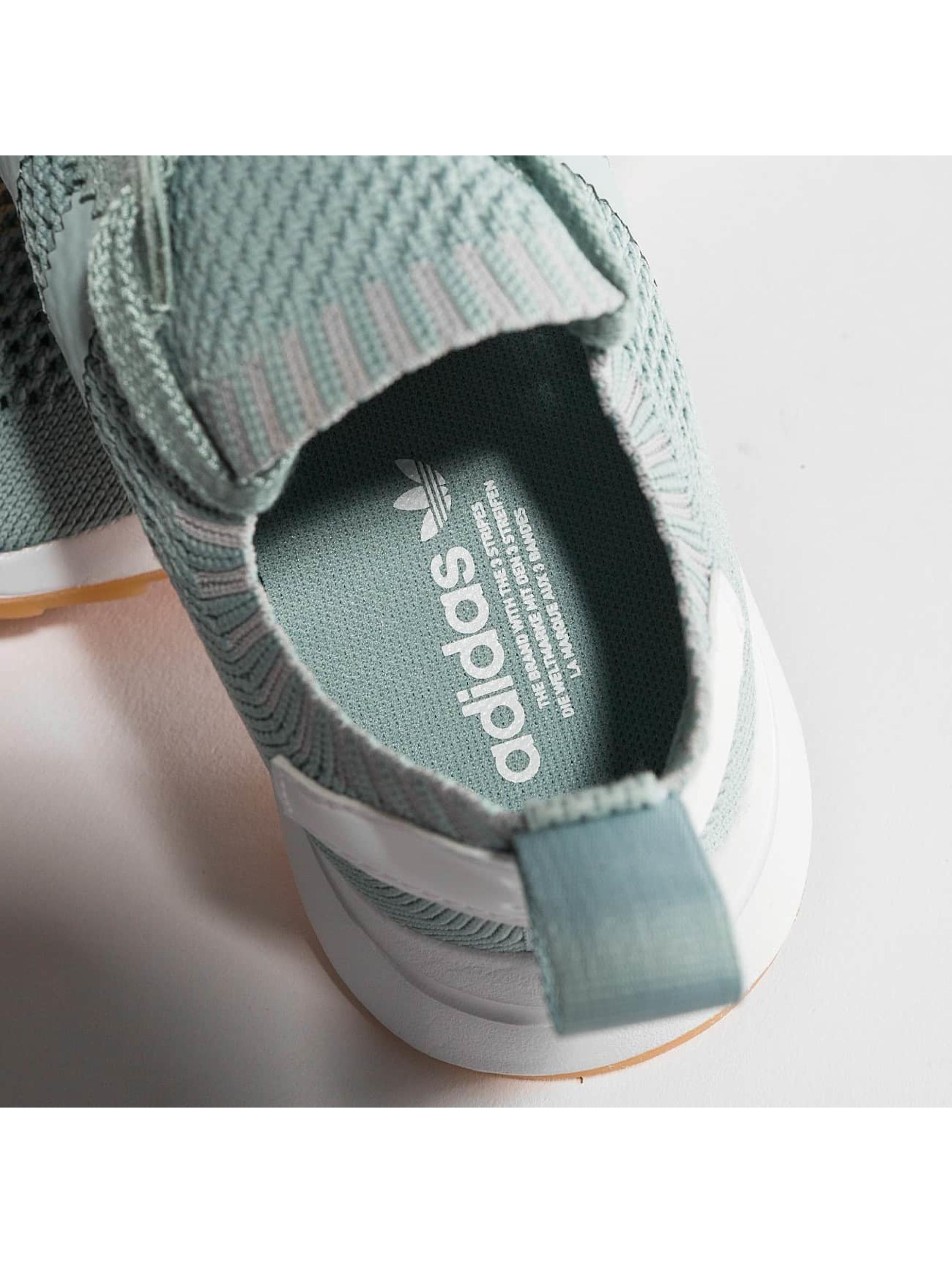 adidas originals Sneakers FLB W PK zielony