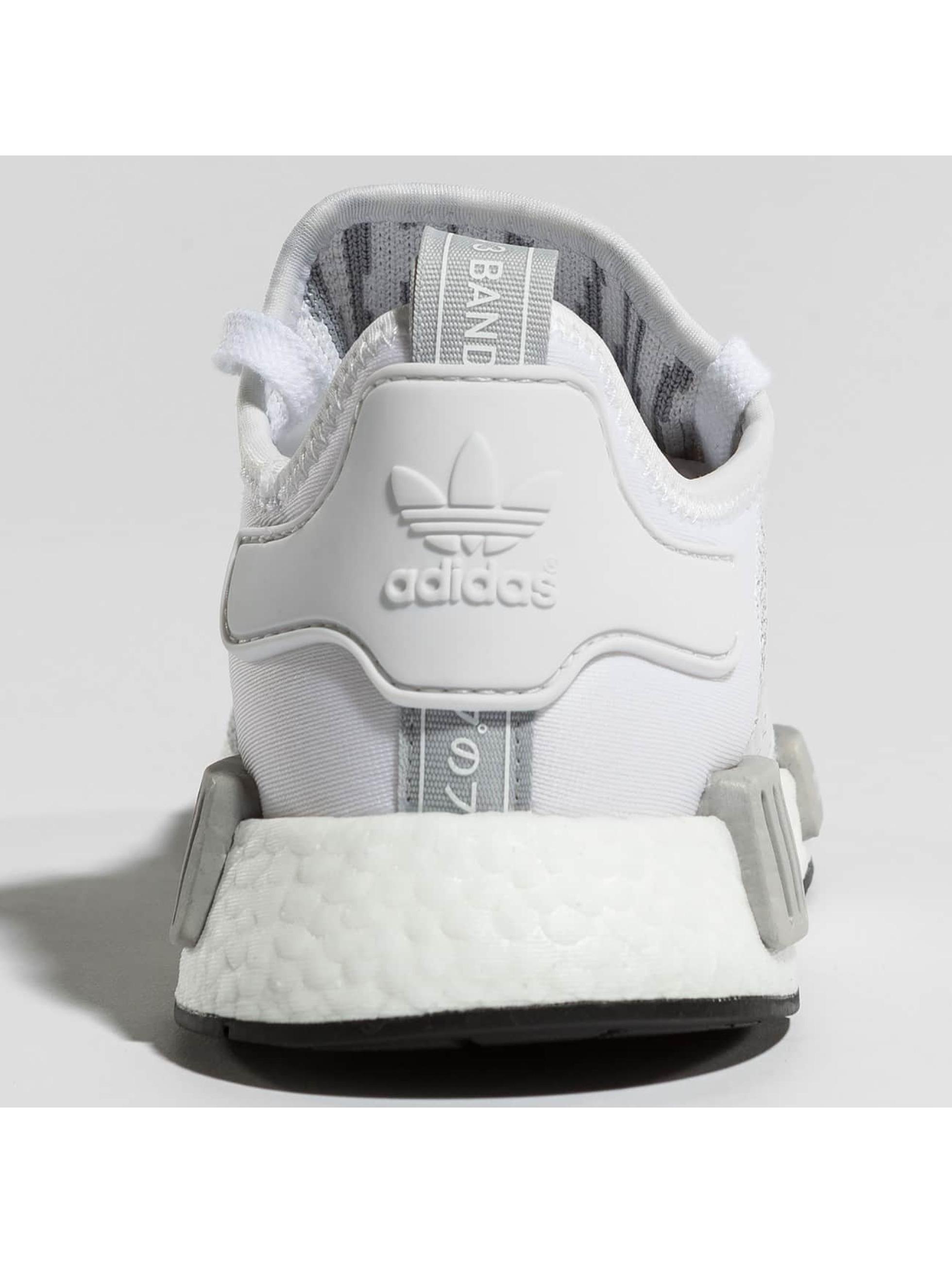 adidas originals Snejkry NMD R1 bílý