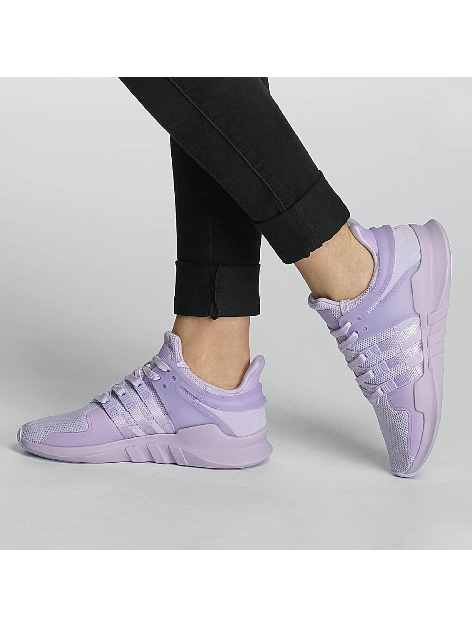 adidas originals Snejkry Equipment Support ADV fialový