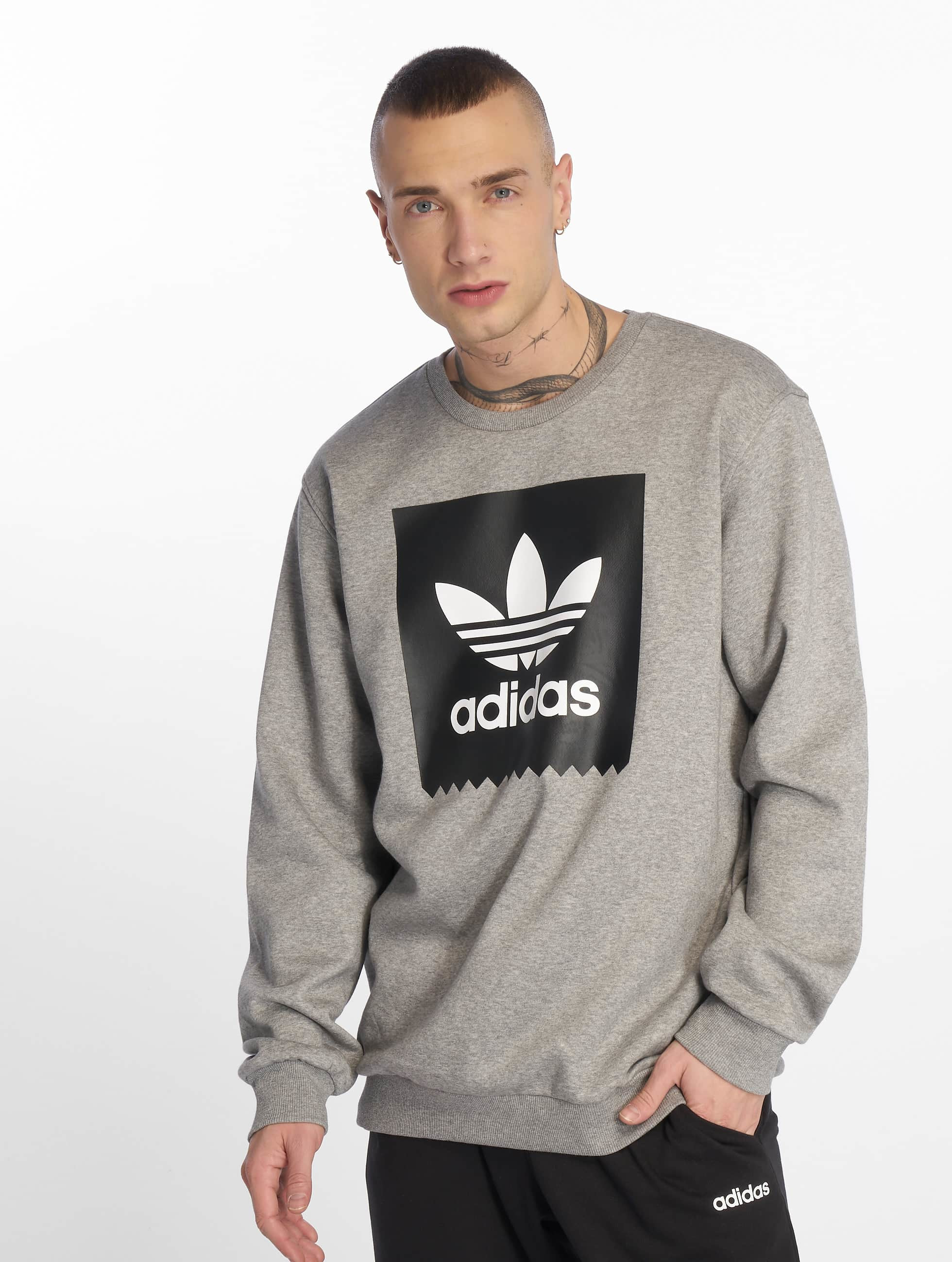 Bb Originals Sweat 598654 Eawdaw Pull Amp; Homme Adidas Gris TK5Jul3cF1
