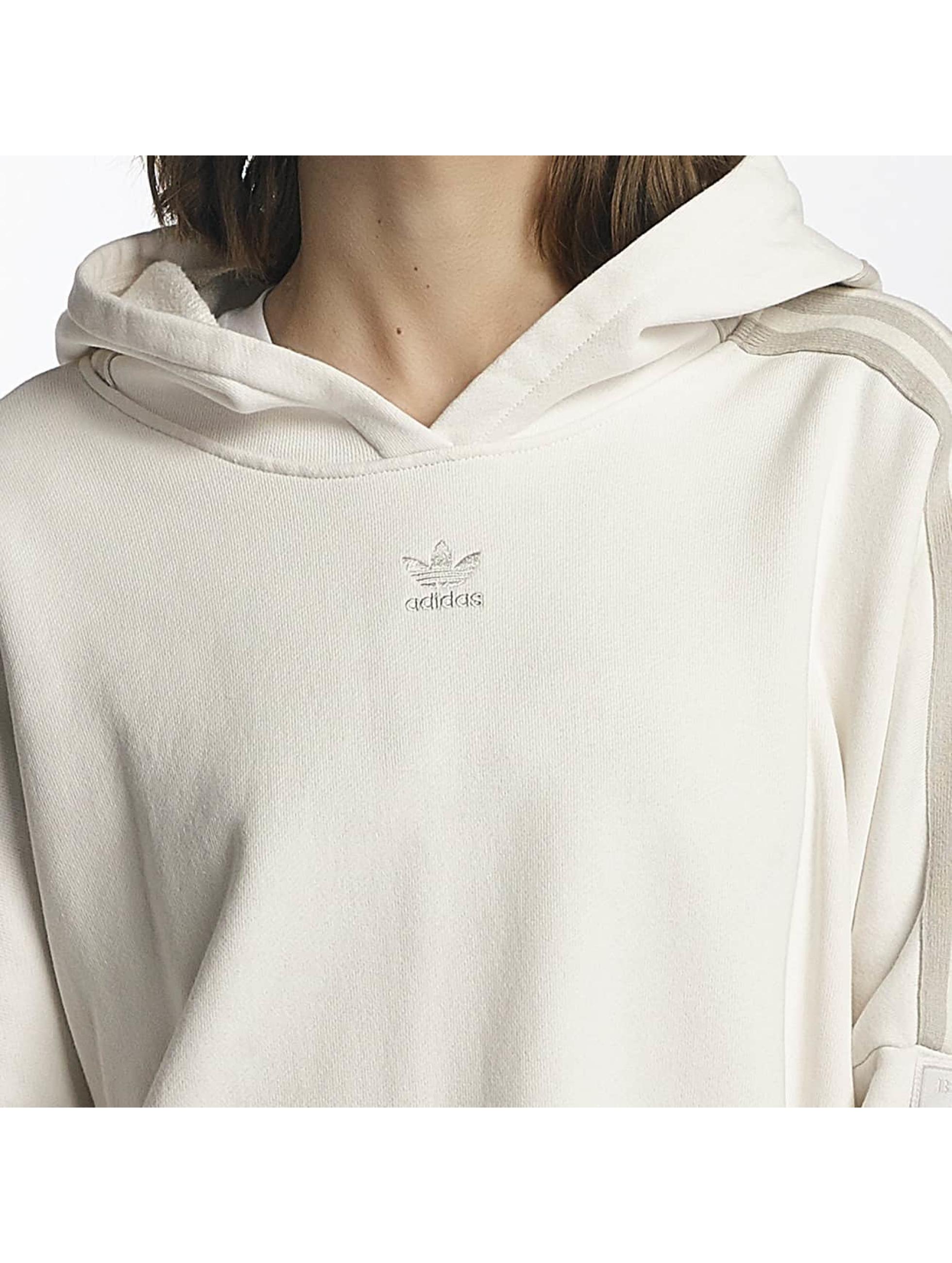 adidas originals Sweat capuche Adibreak blanc