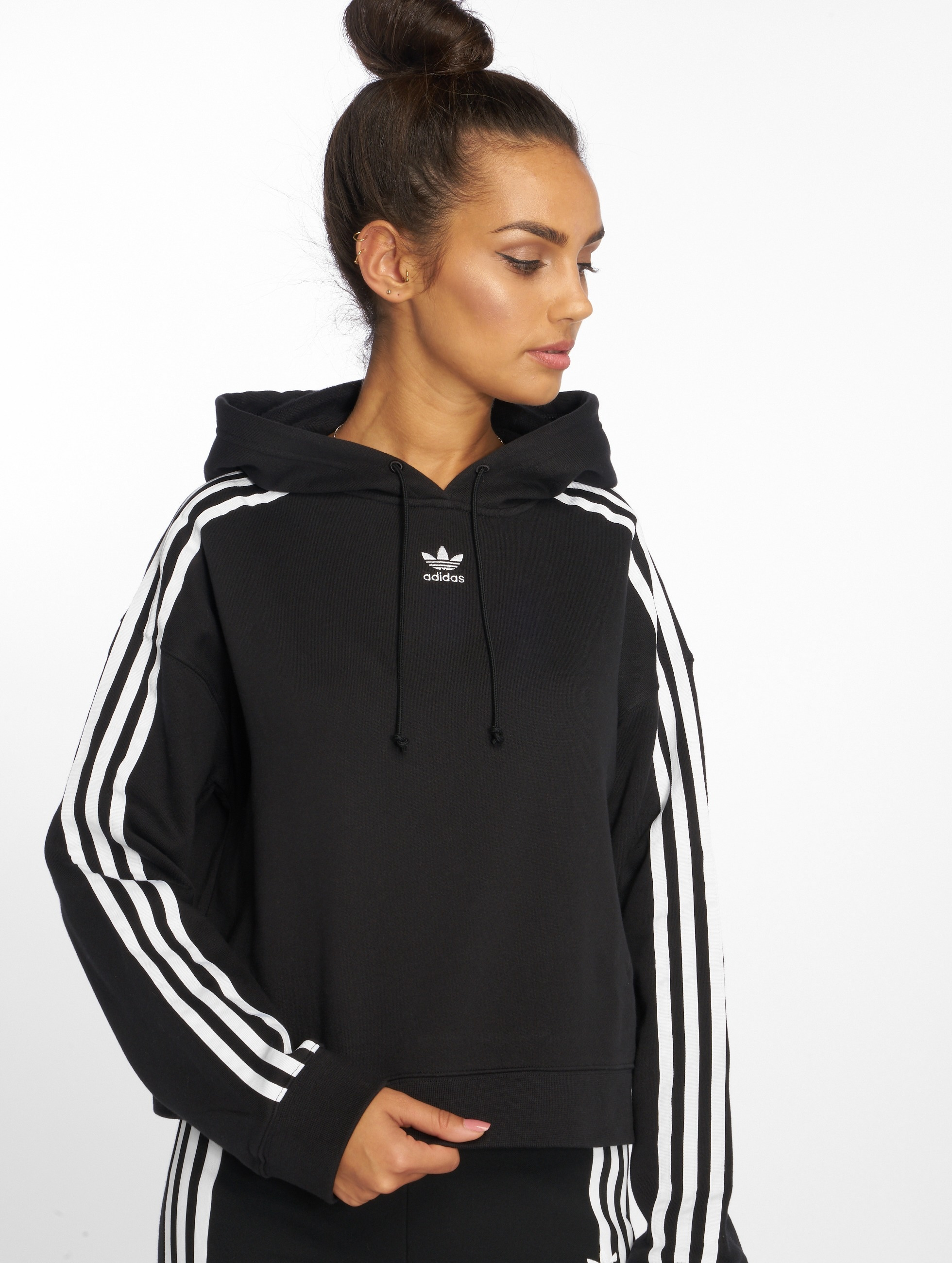 sweat capuche adidas original