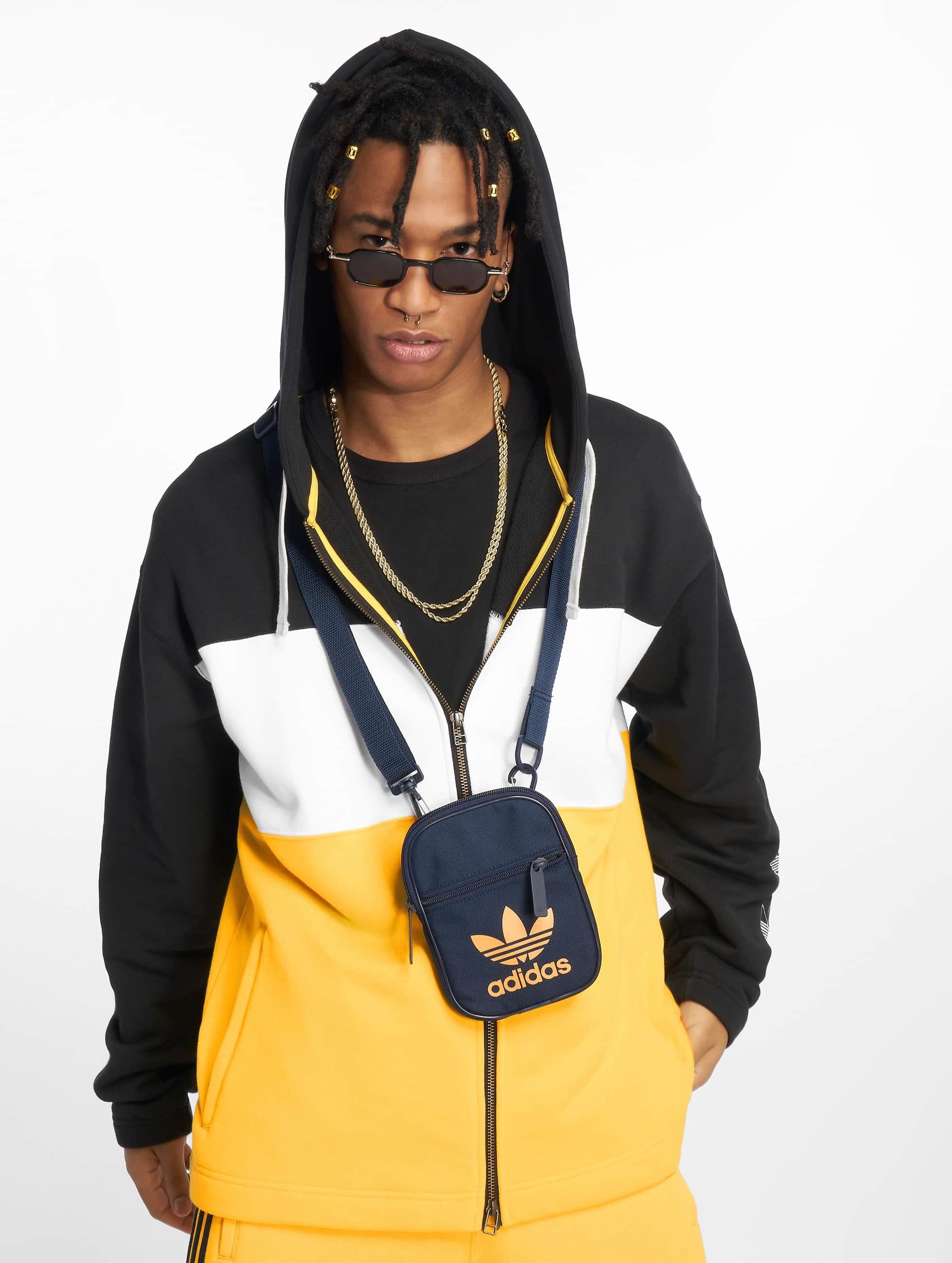 Adidas Originals Full Zip Hoody Black