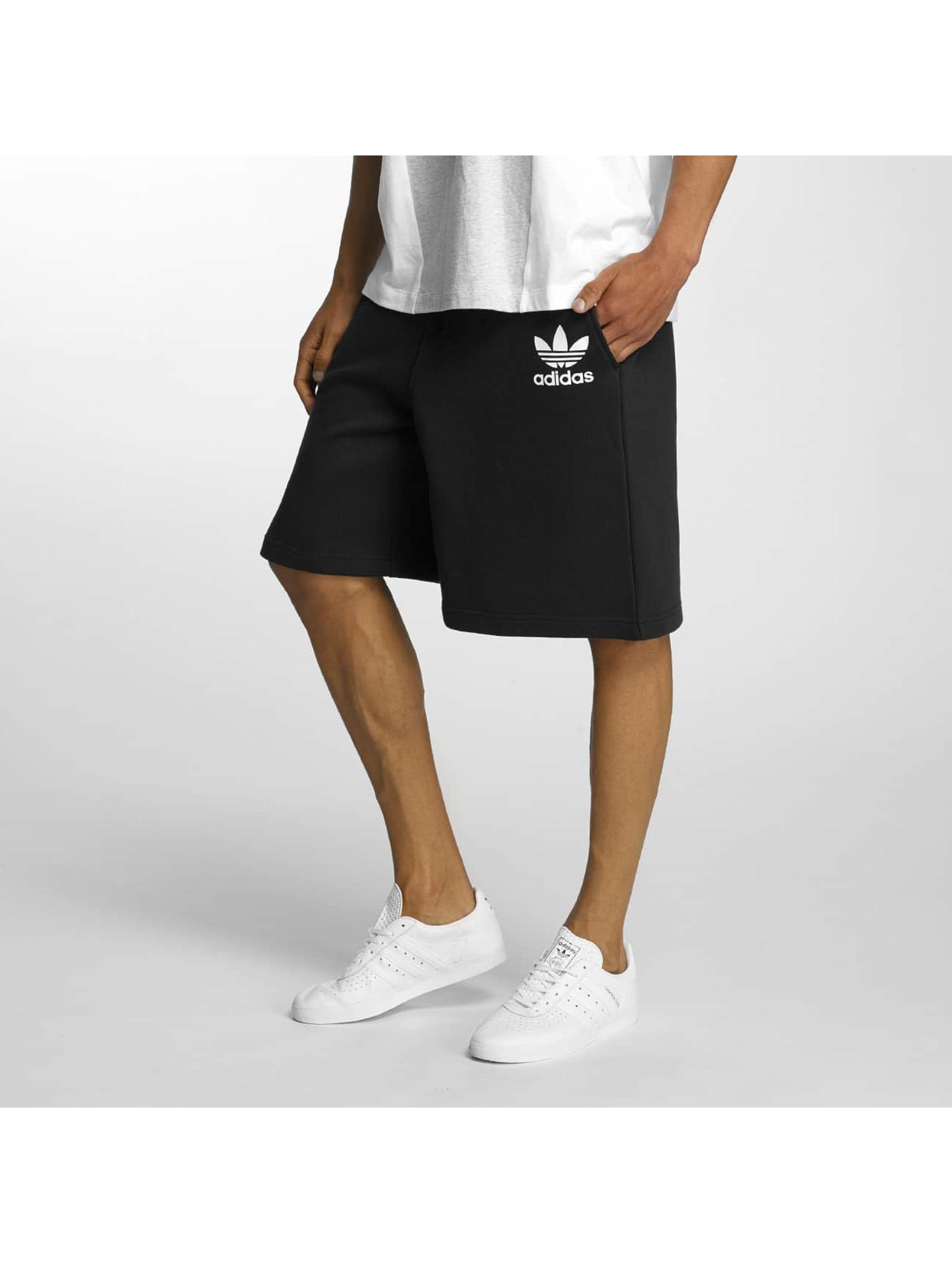 adidas originals Szorty ADC F czarny