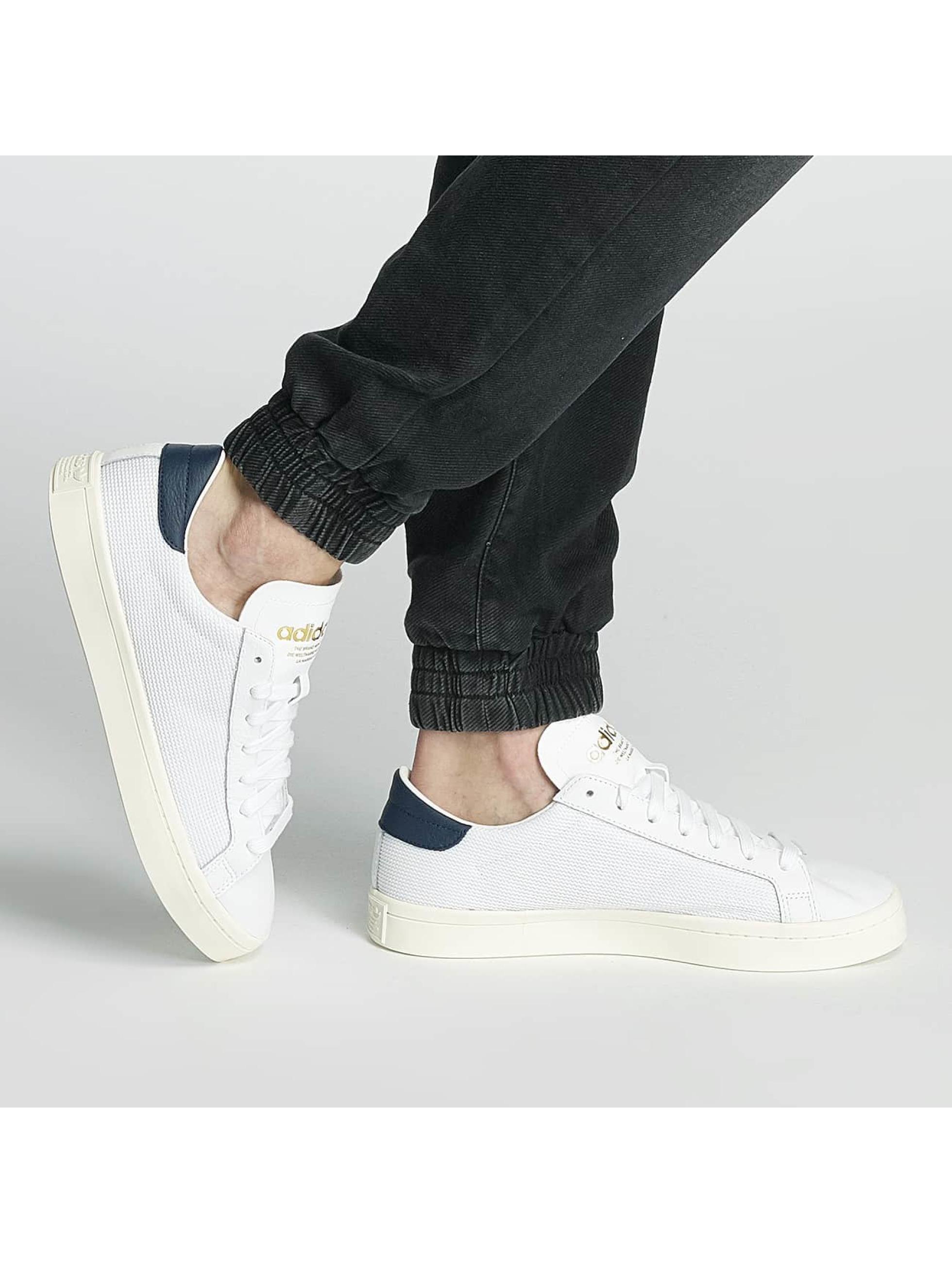 adidas originals Tøysko Courtvantage hvit