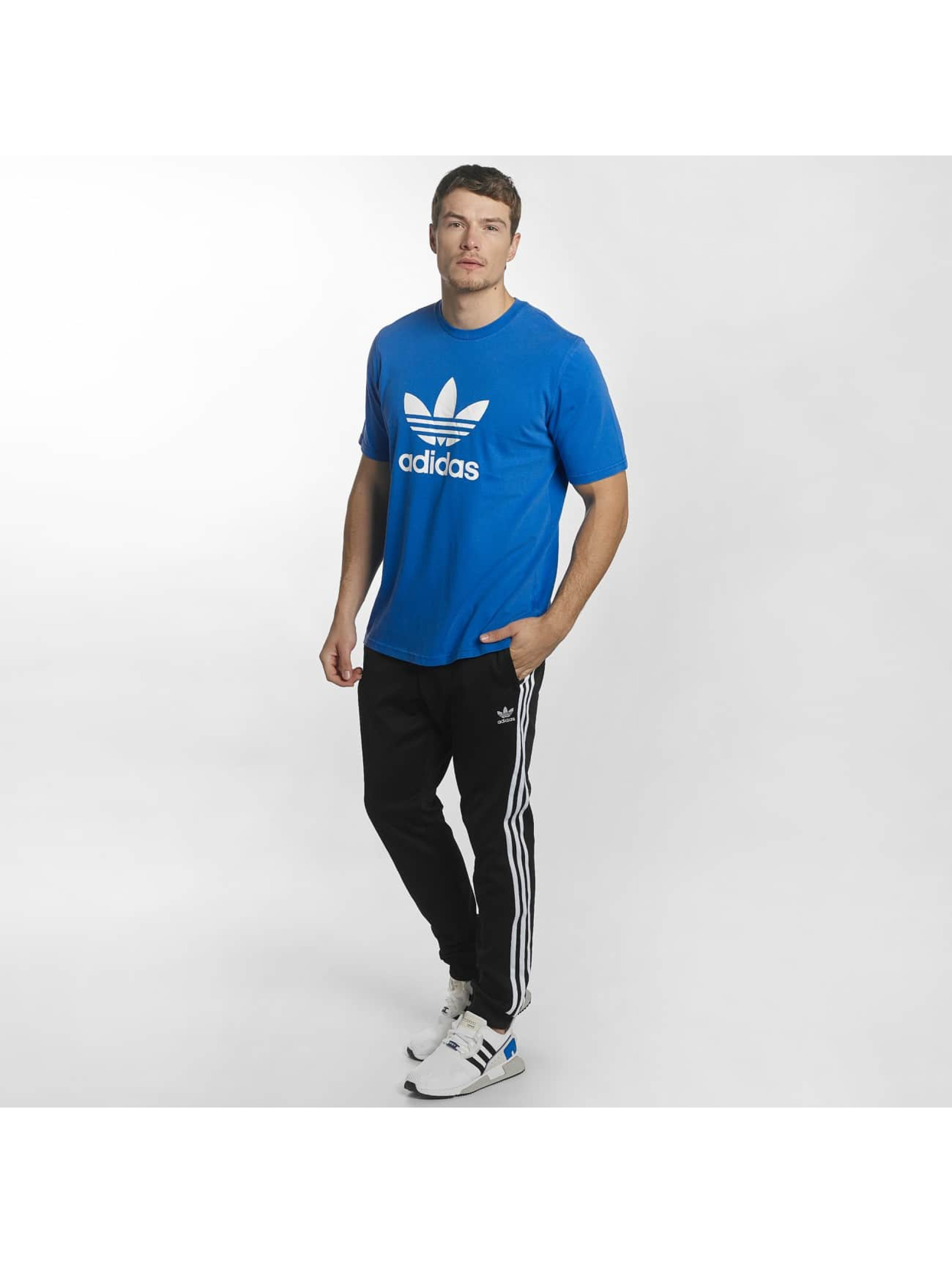 adidas originals T-paidat Trefoil sininen