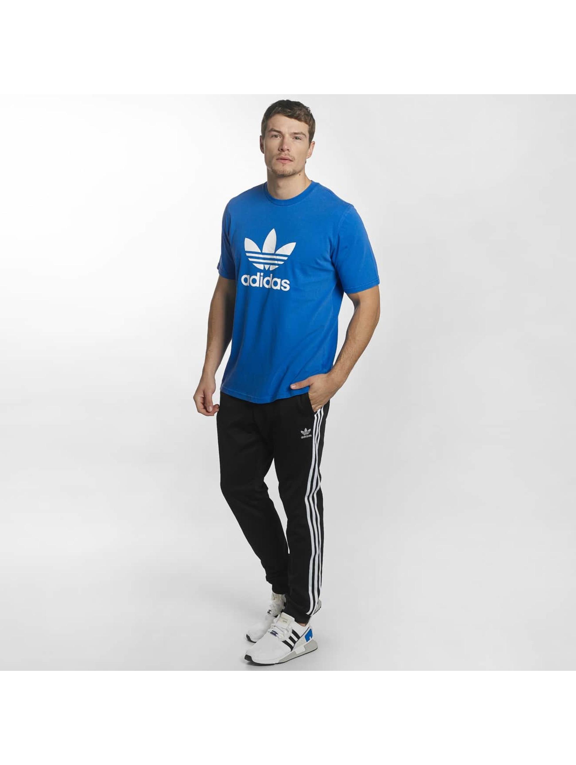 adidas originals T-shirt Trefoil blå