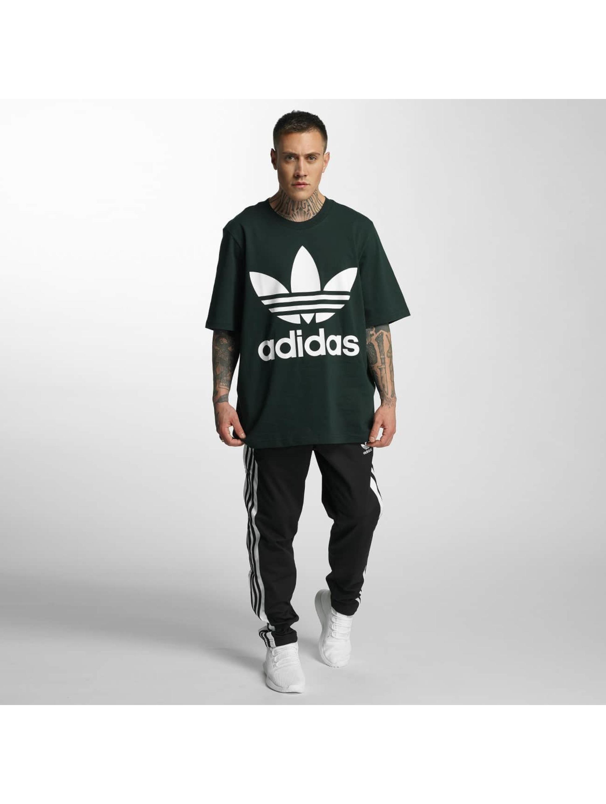 adidas originals T-Shirt AC Boxy green