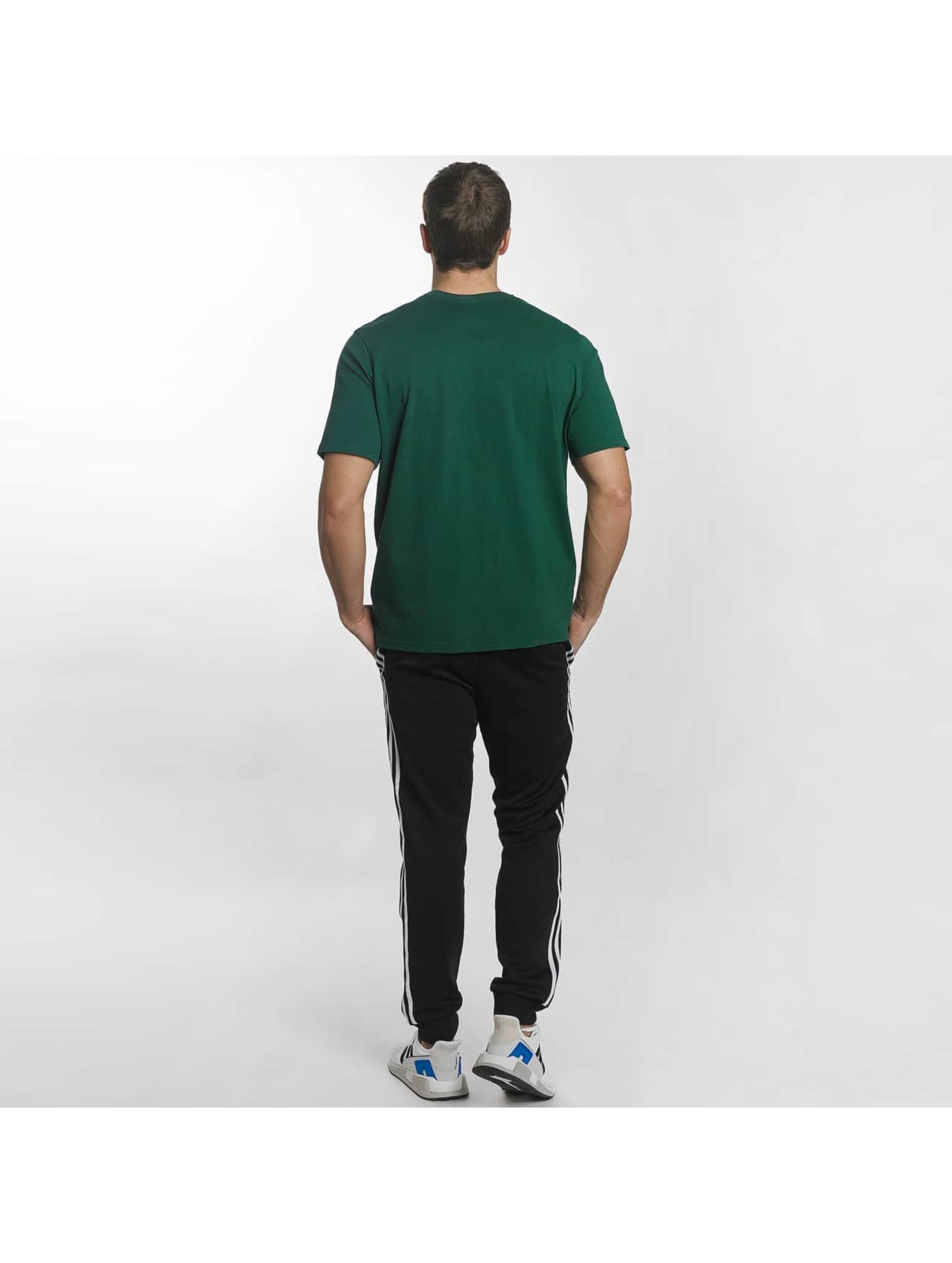 adidas originals t-shirt Trefoil groen