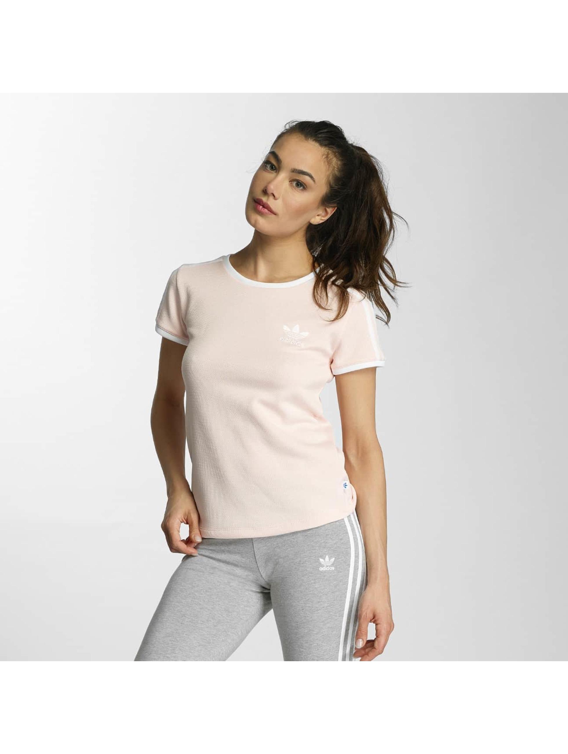 adidas originals T-Shirt Sandra 1977 rose