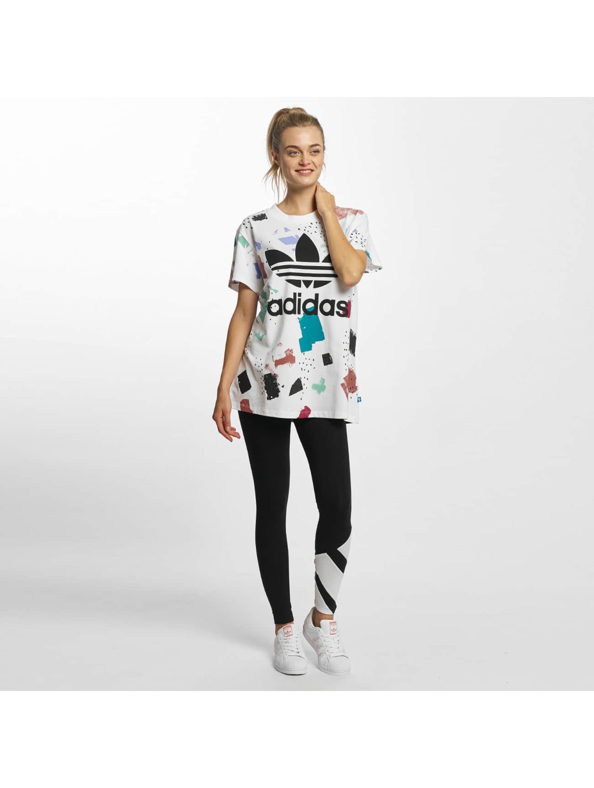 adidas originals T-Shirty Color DAB kolorowy