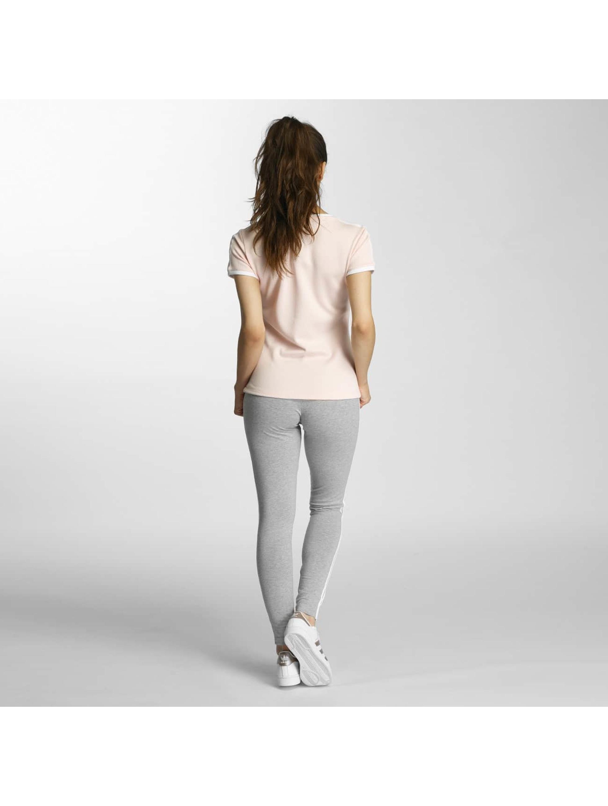 adidas originals T-Shirty Sandra 1977 rózowy
