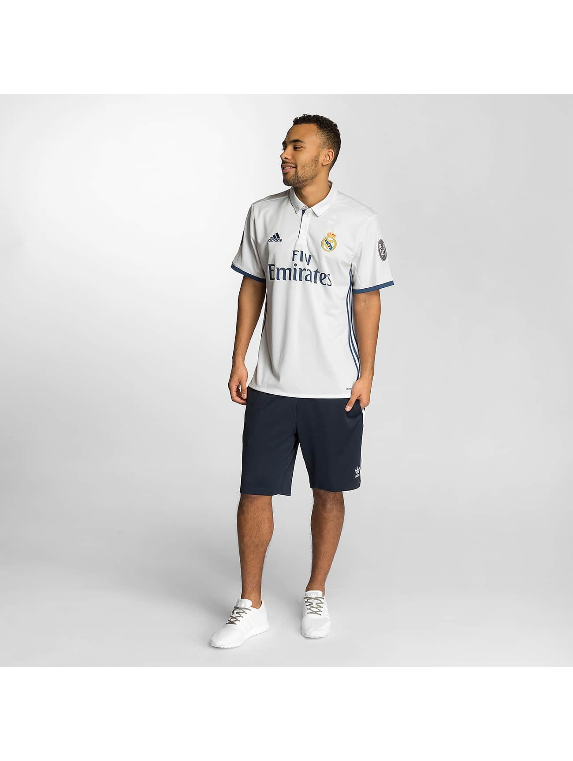 adidas originals T-skjorter Real Madrid hvit