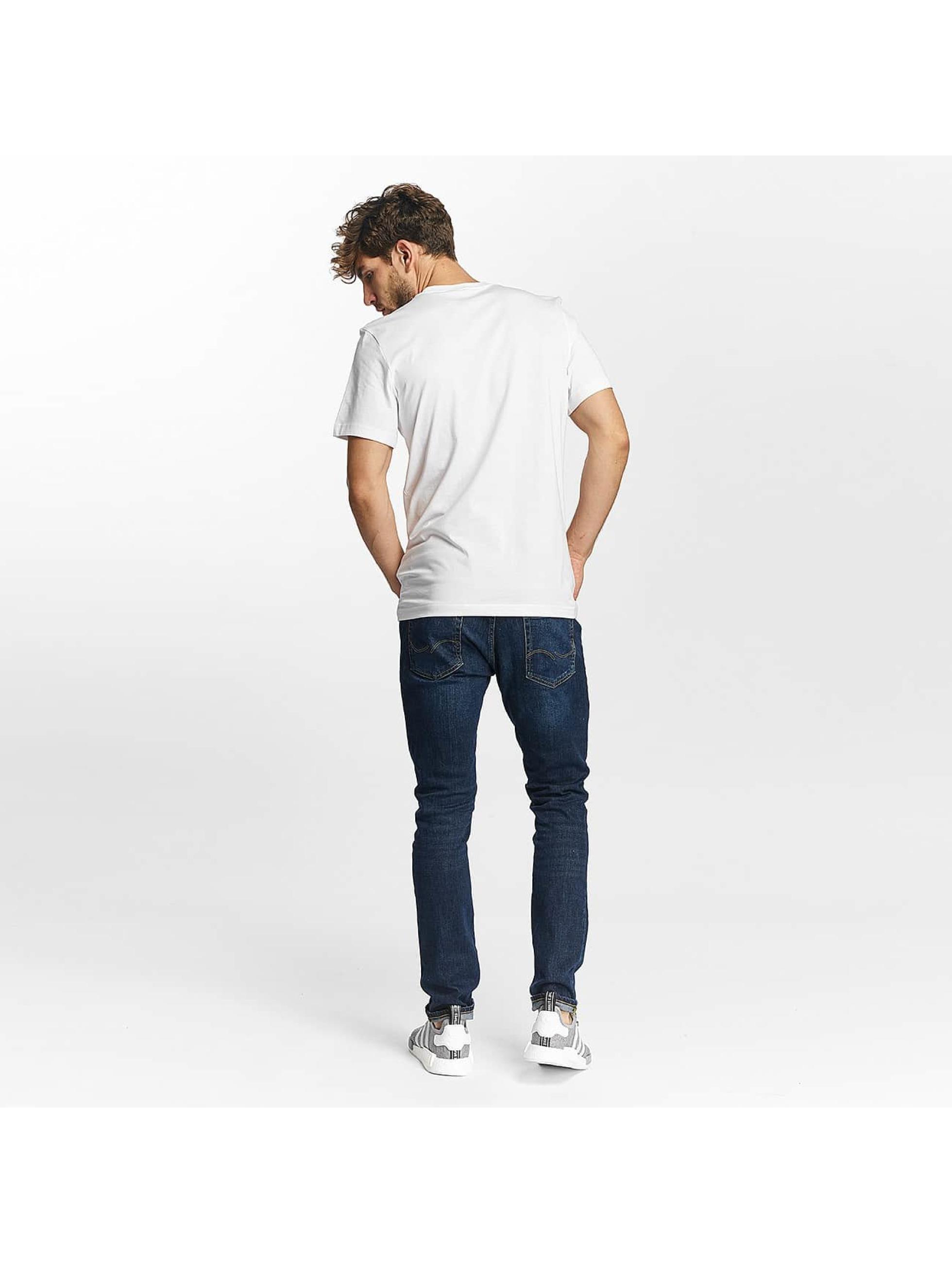 adidas originals T-skjorter Tongue Label 1 hvit