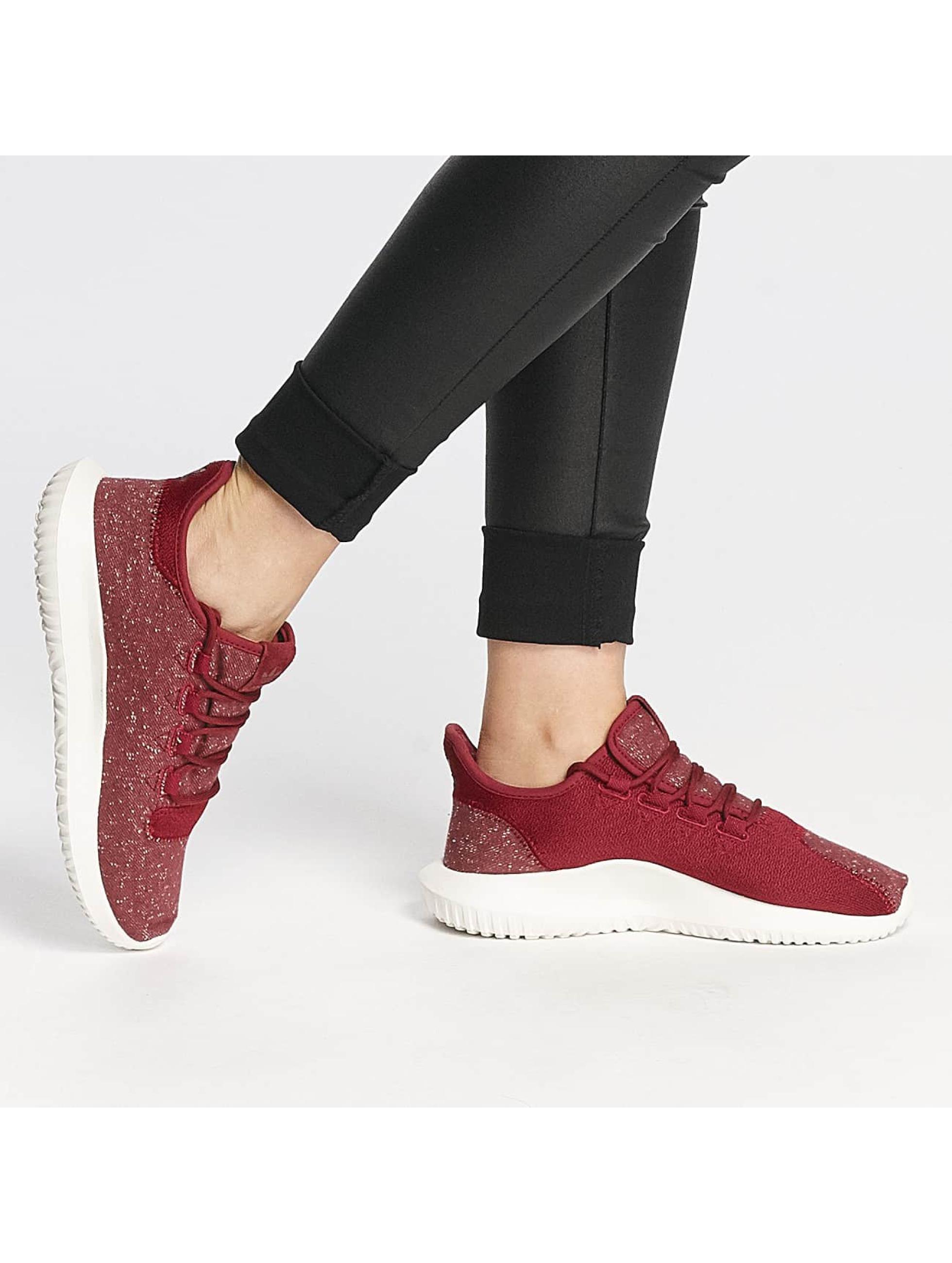 adidas originals Tennarit Tubular Shadow J punainen