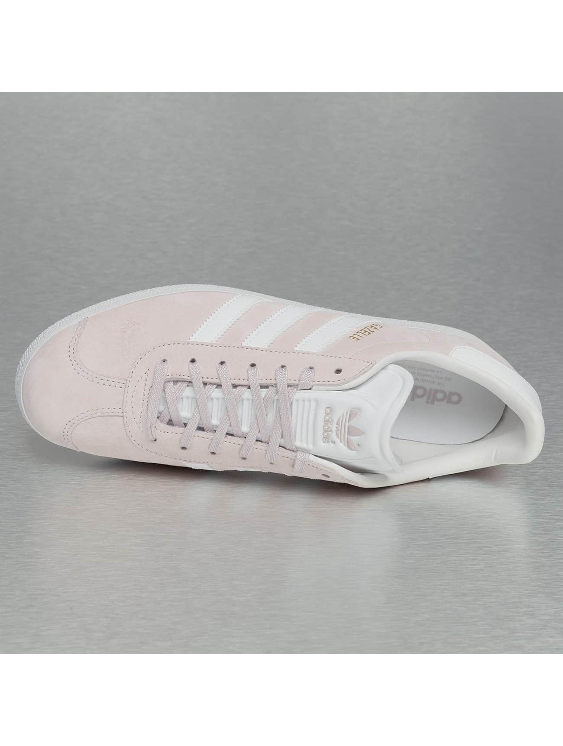 adidas originals Tennarit Gazelle purpuranpunainen