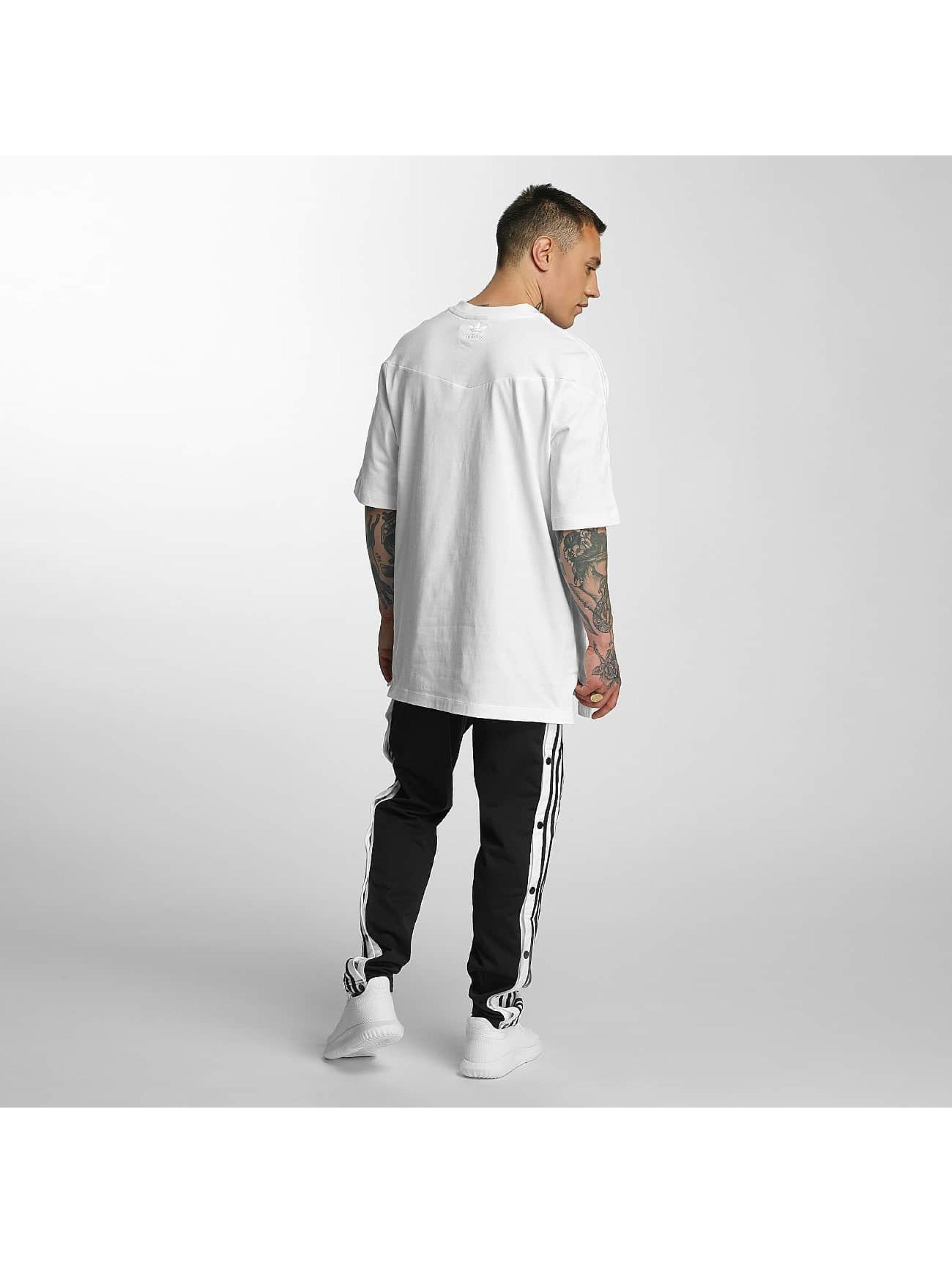 adidas originals Tričká LA biela