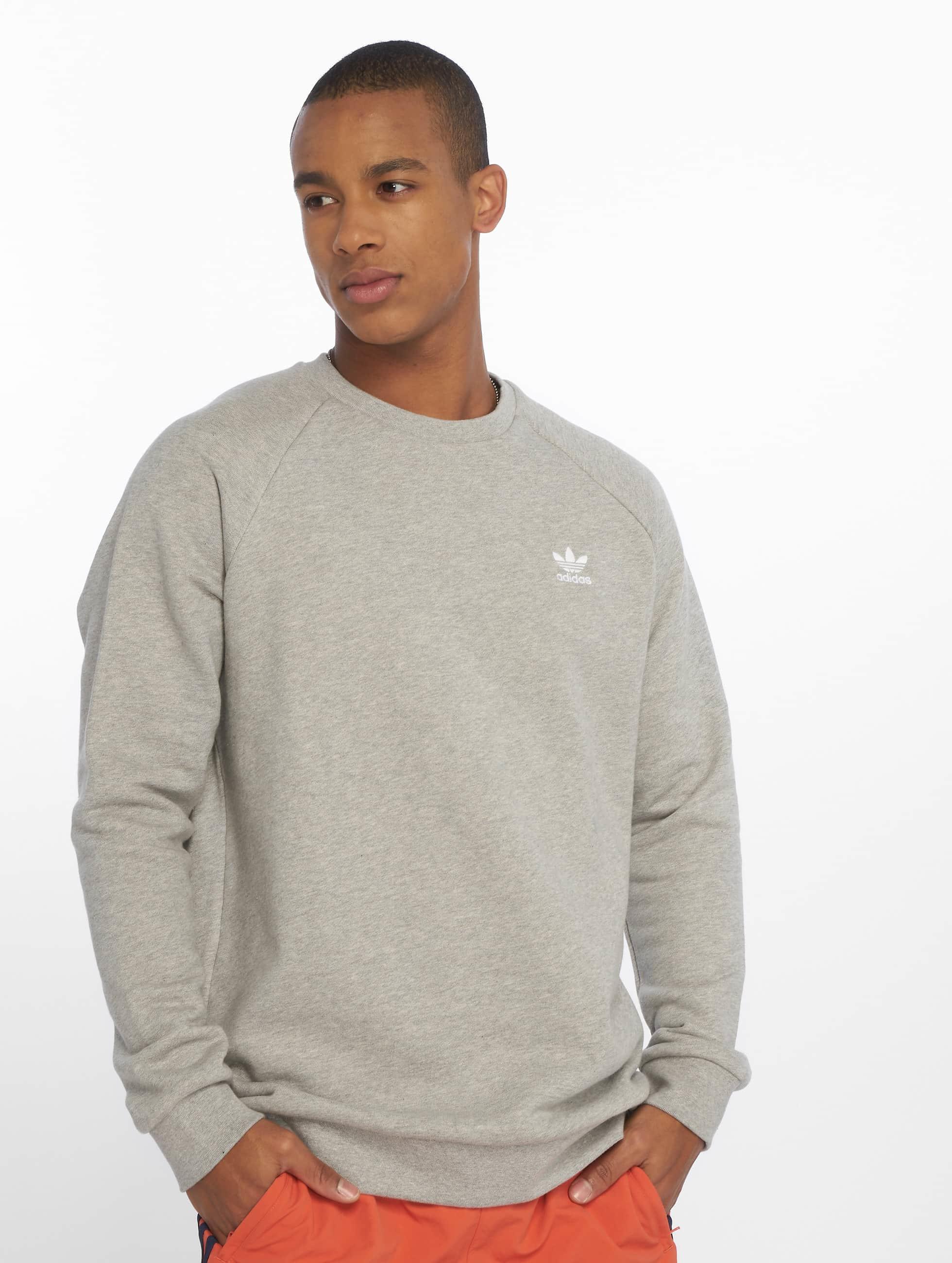 adidas klänning dam, Adidas originals i eqt crew tröjor och