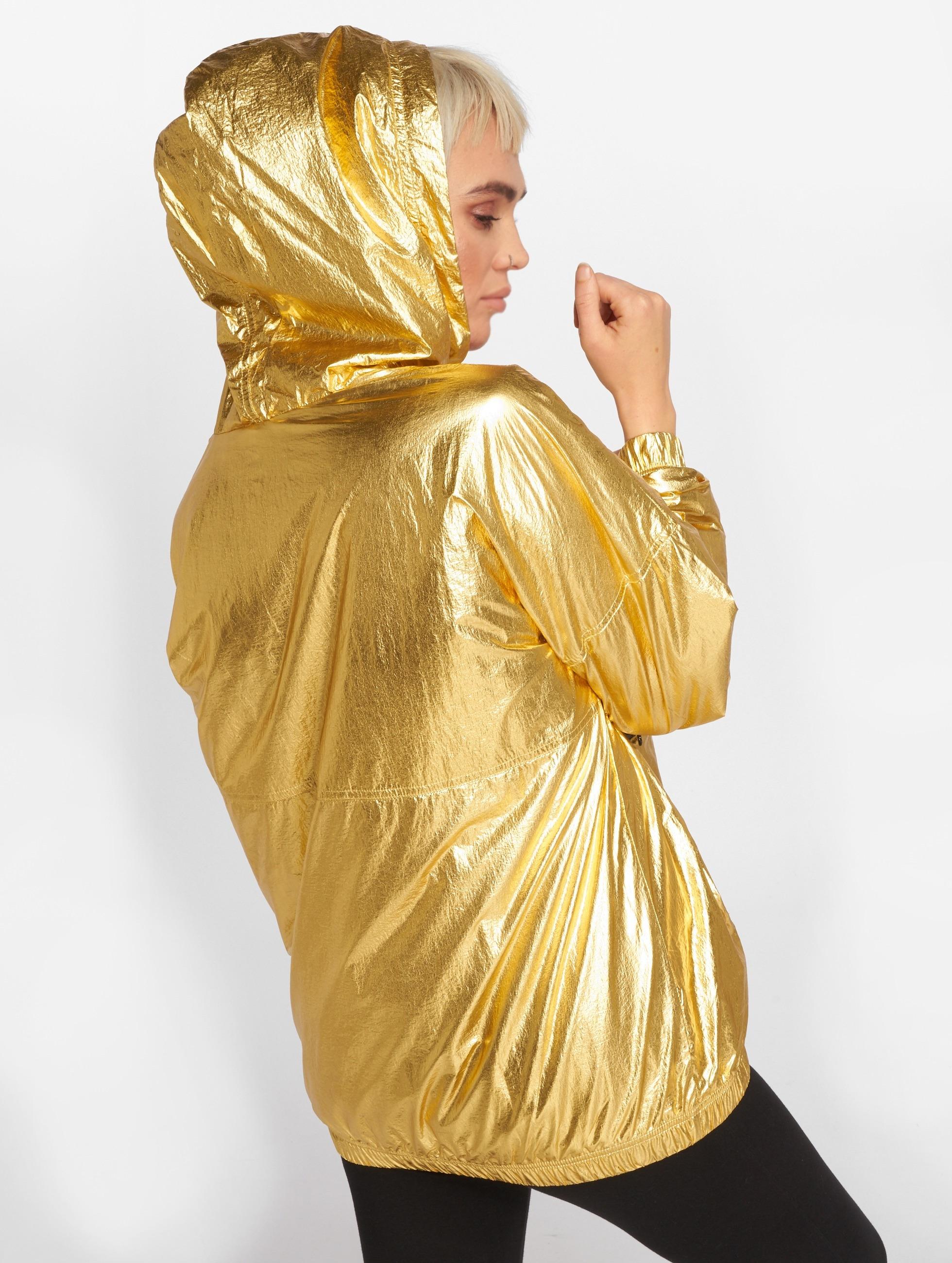 adidas originals Übergangsjacke Golden goldfarben