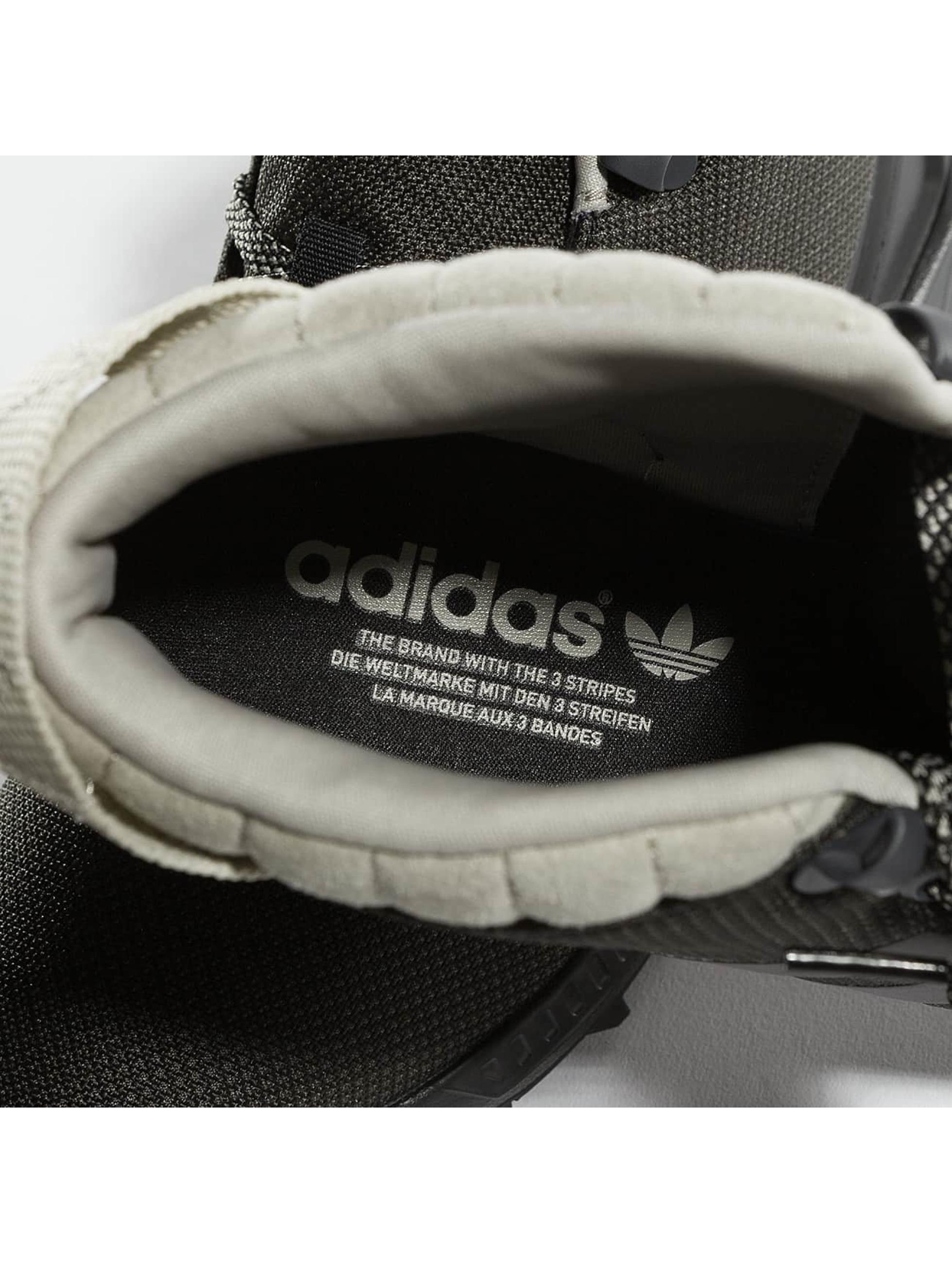 adidas originals Vapaa-ajan kengät ZX Flux 5/8 TR musta