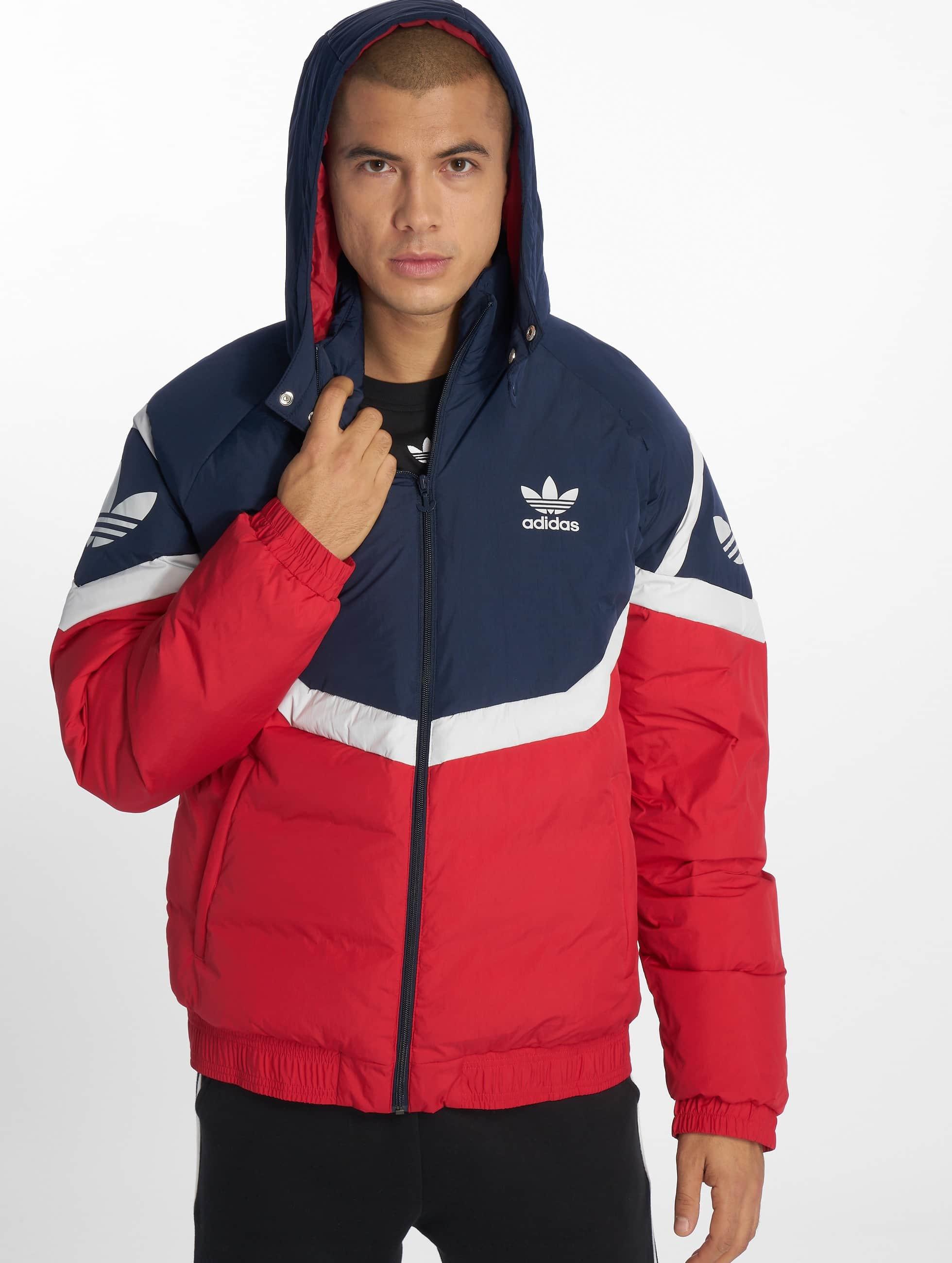 bf21799d5ef8c adidas originals | Originals rouge Homme Veste matelassée 597890