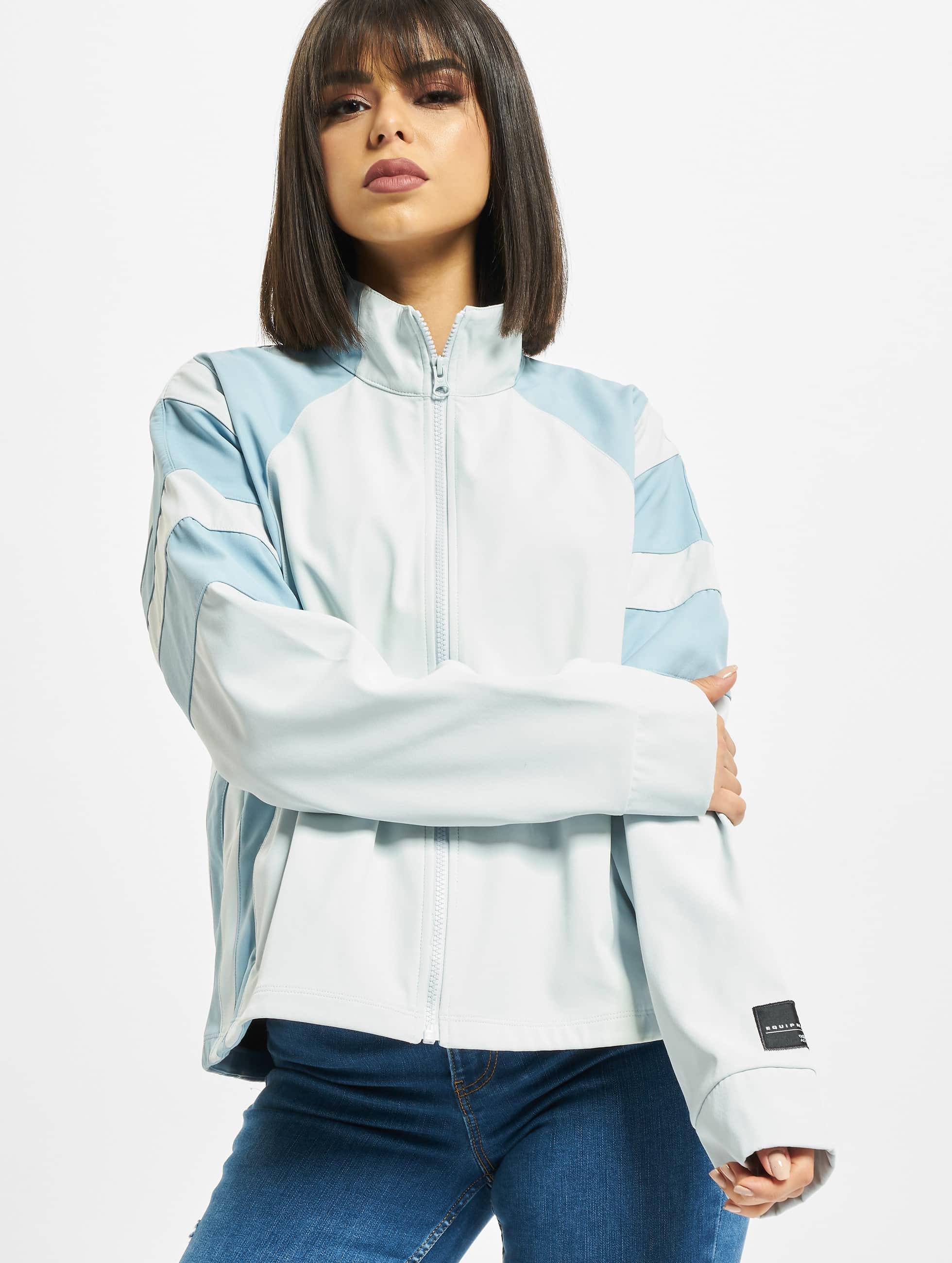 Adidas Equipment Track Top Jacket Ash Grey