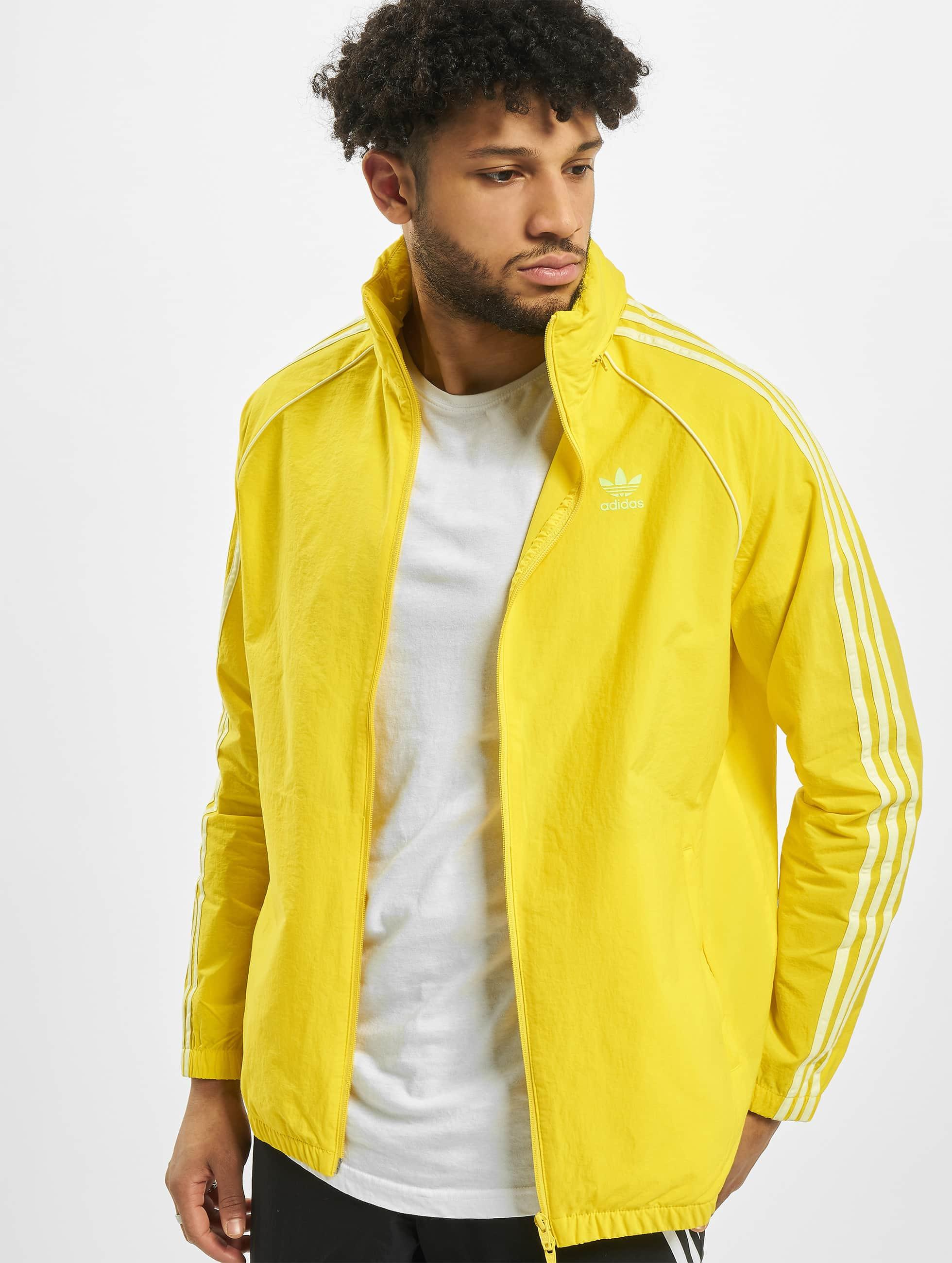 adidas Originals BLC SST Windbreaker Yellow