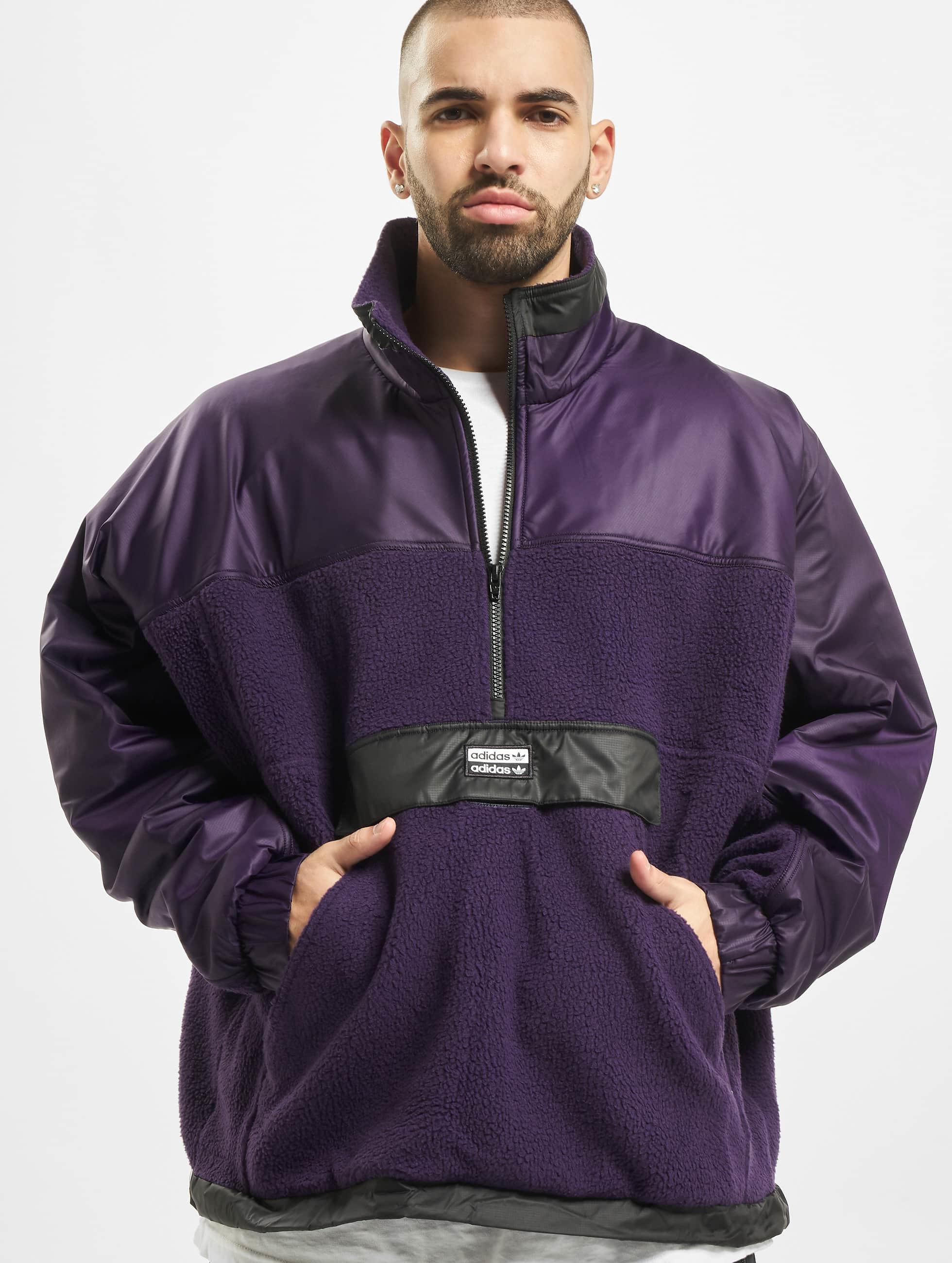 Adidas Originals R.Y.V. Lit Track Top Legend Purple