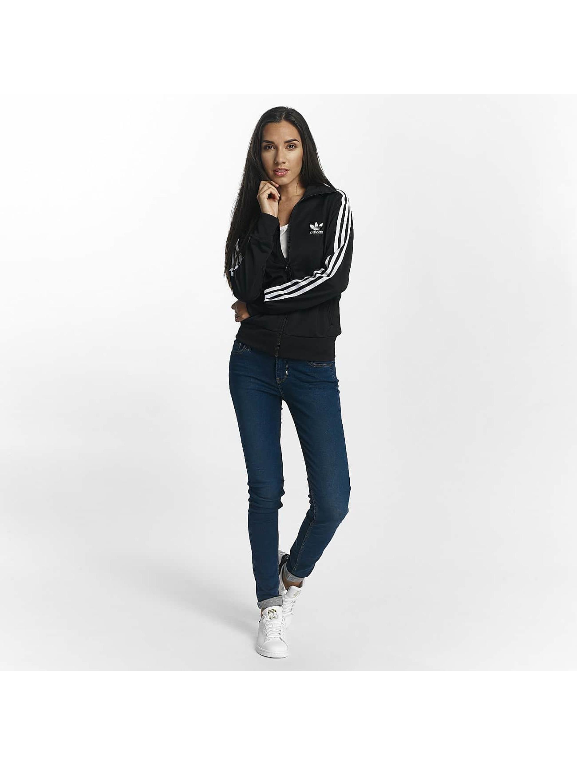 adidas originals Zomerjas Firebird Track Top zwart