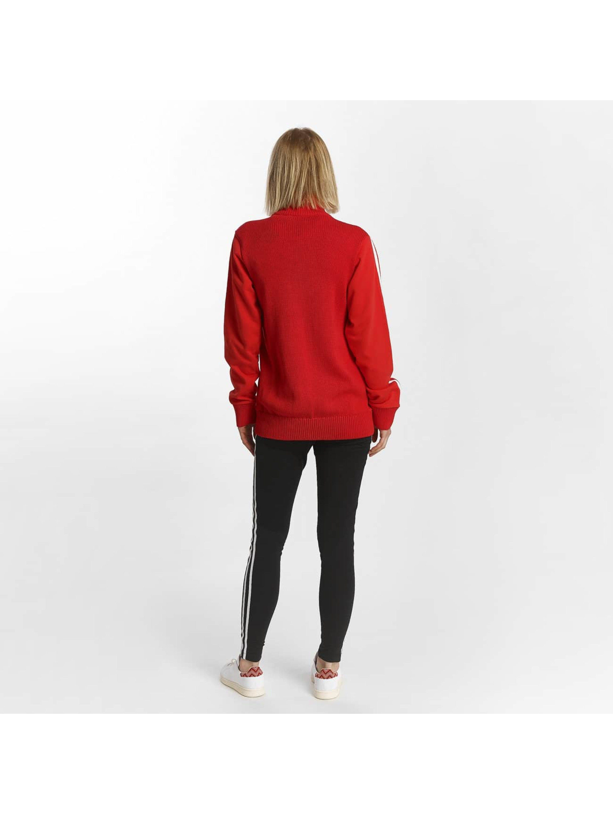 adidas Overgangsjakker Originals Track Top rød