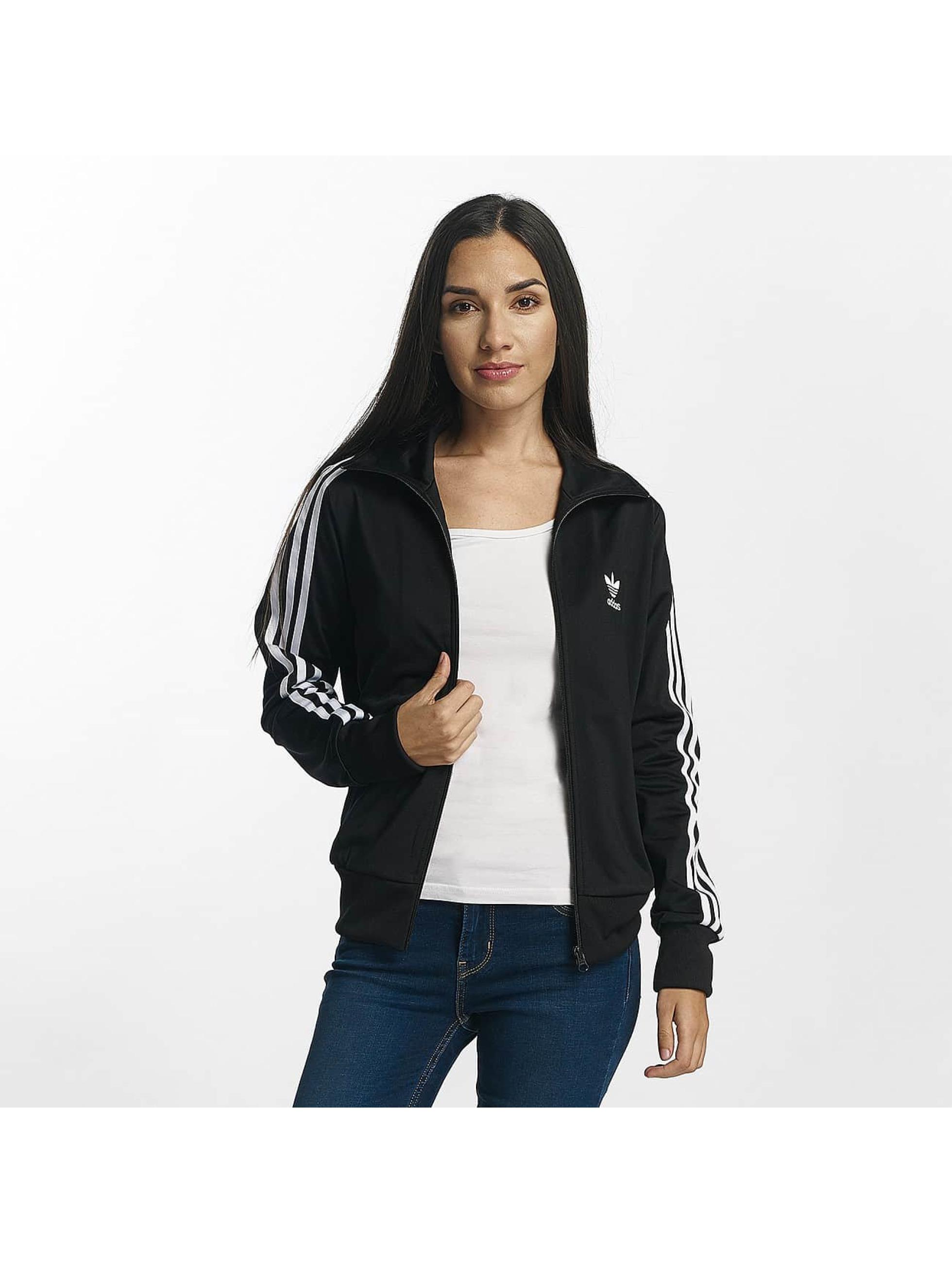 adidas Overgangsjakker Firebird Track Top sort