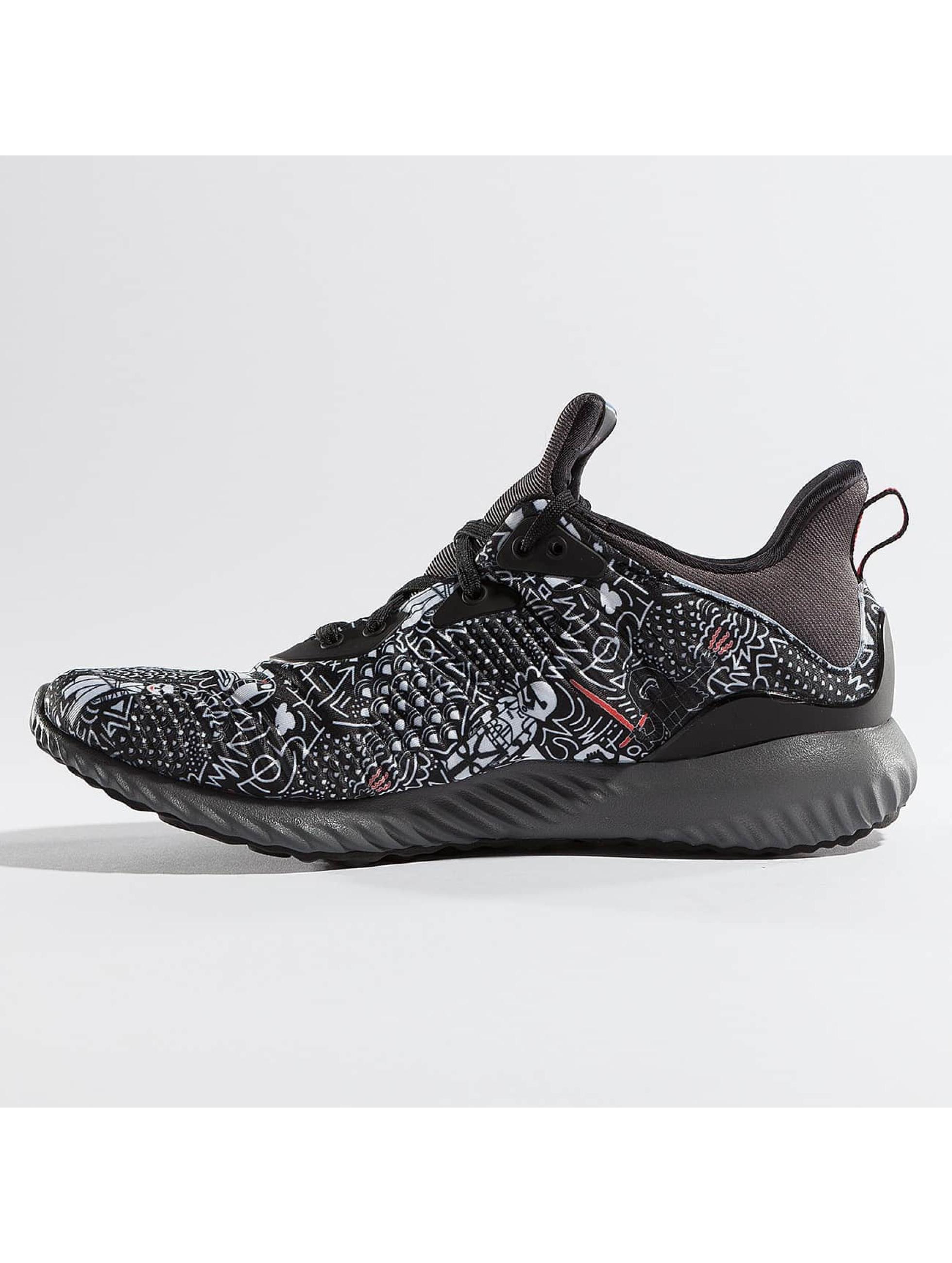adidas Performance Сникеры Alphabounce StarWars черный