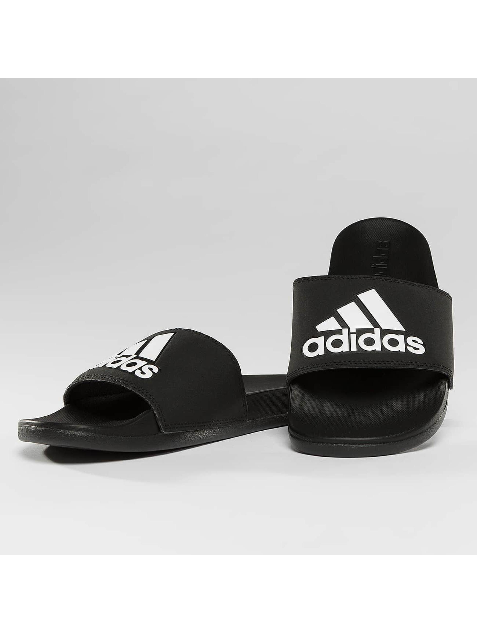adidas Performance Badesko/sandaler Adilette Comfort svart