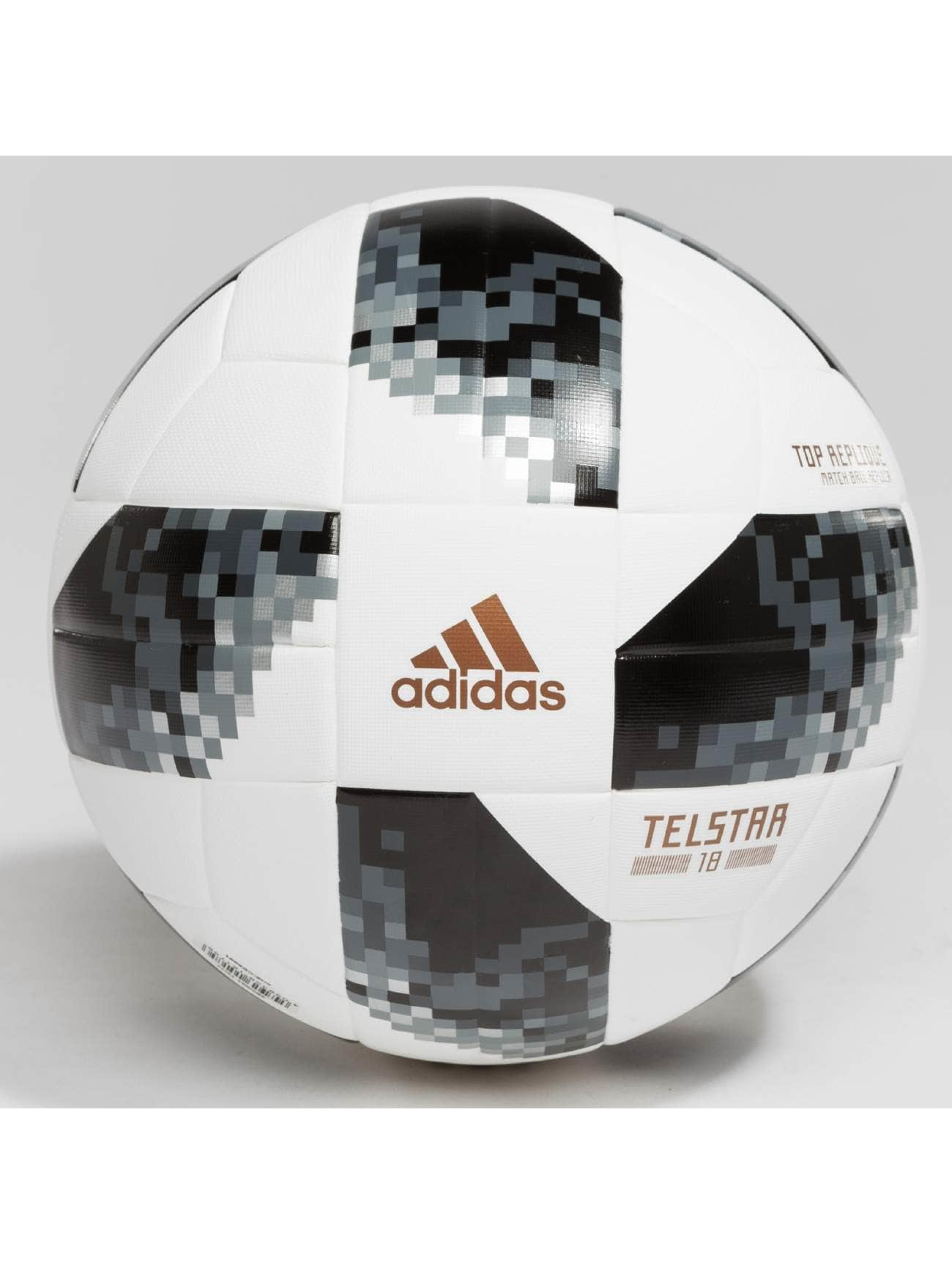adidas Performance Balle Performance World Cup Topr blanc