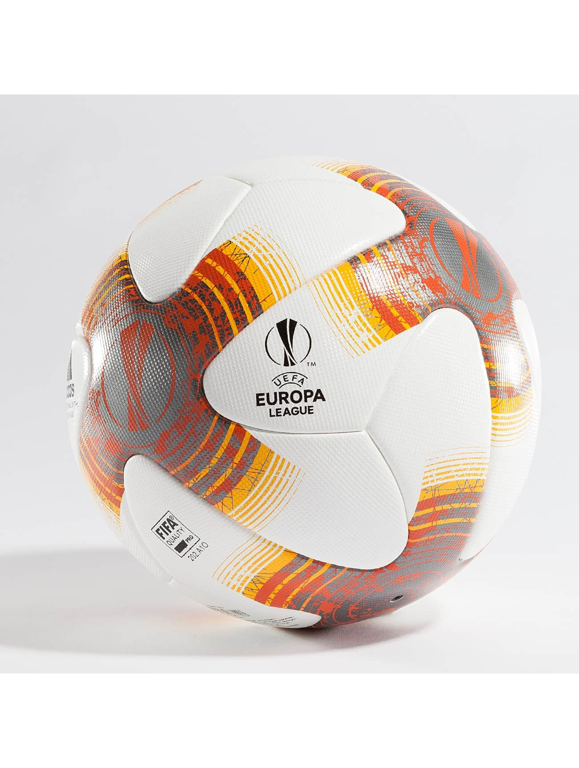 adidas Performance Balls Uefa Europa League Offical Match Ball bílý