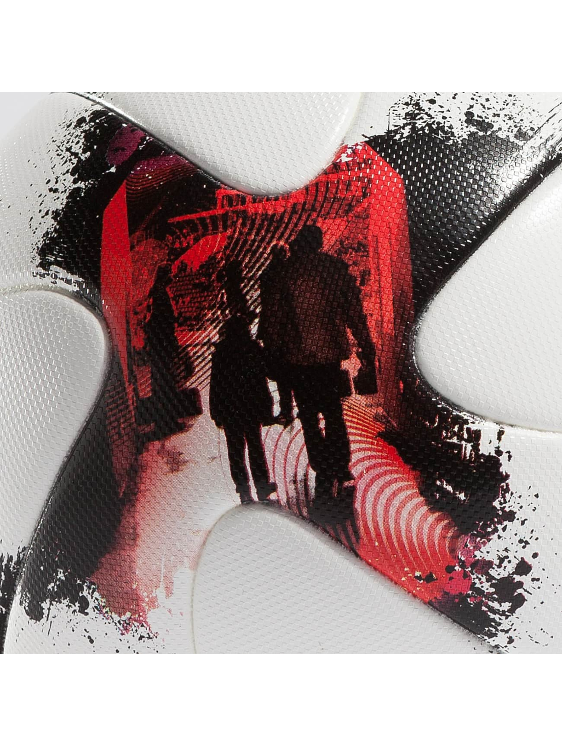 adidas Performance Balón European Qualifiers Offical Match Ball blanco
