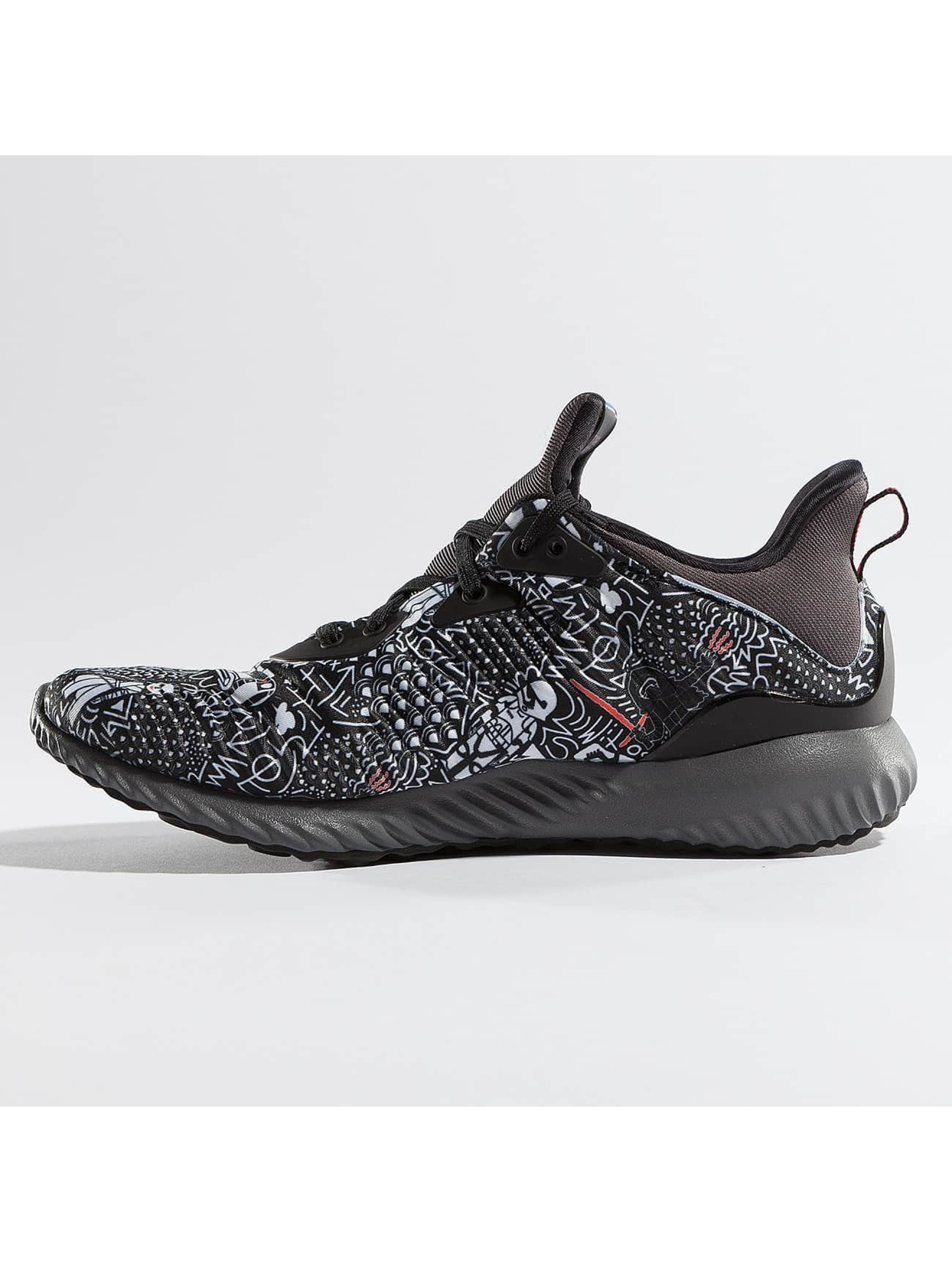 adidas Performance Baskets Alphabounce StarWars noir